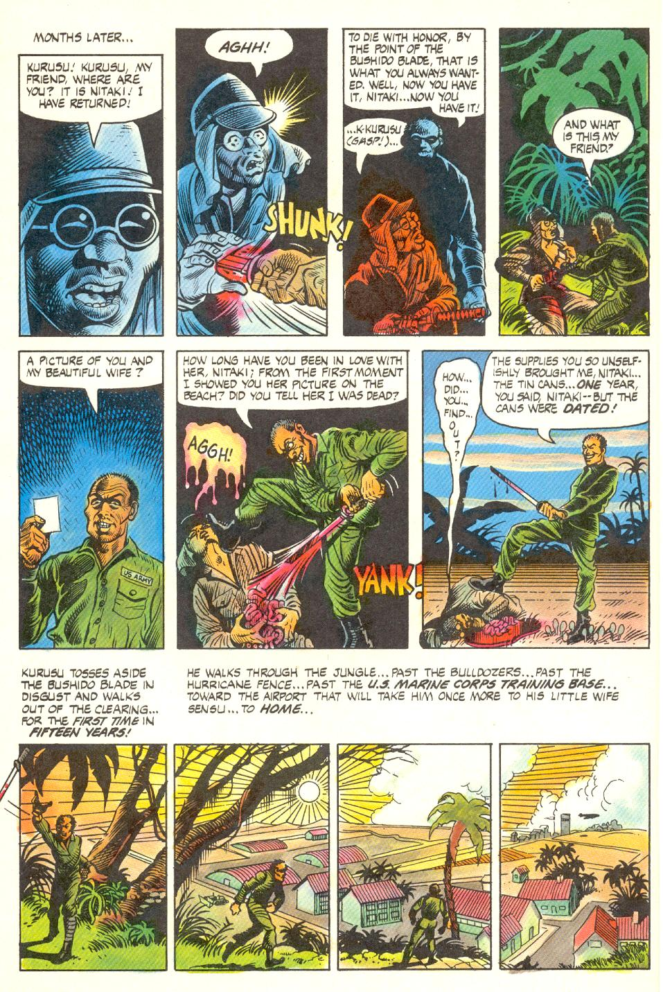 Read online Twisted Tales (1982) comic -  Issue #3 - 21