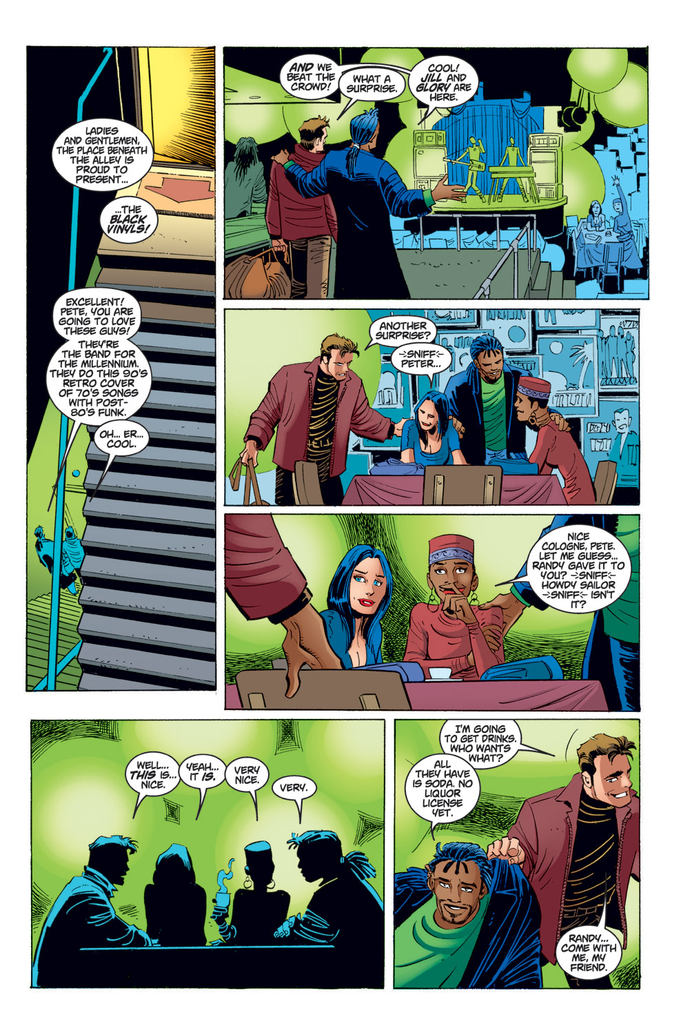The Amazing Spider-Man (1999) 27 Page 10