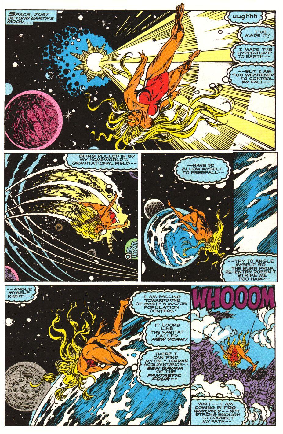 Read online Alpha Flight Special comic -  Issue #1 - 10