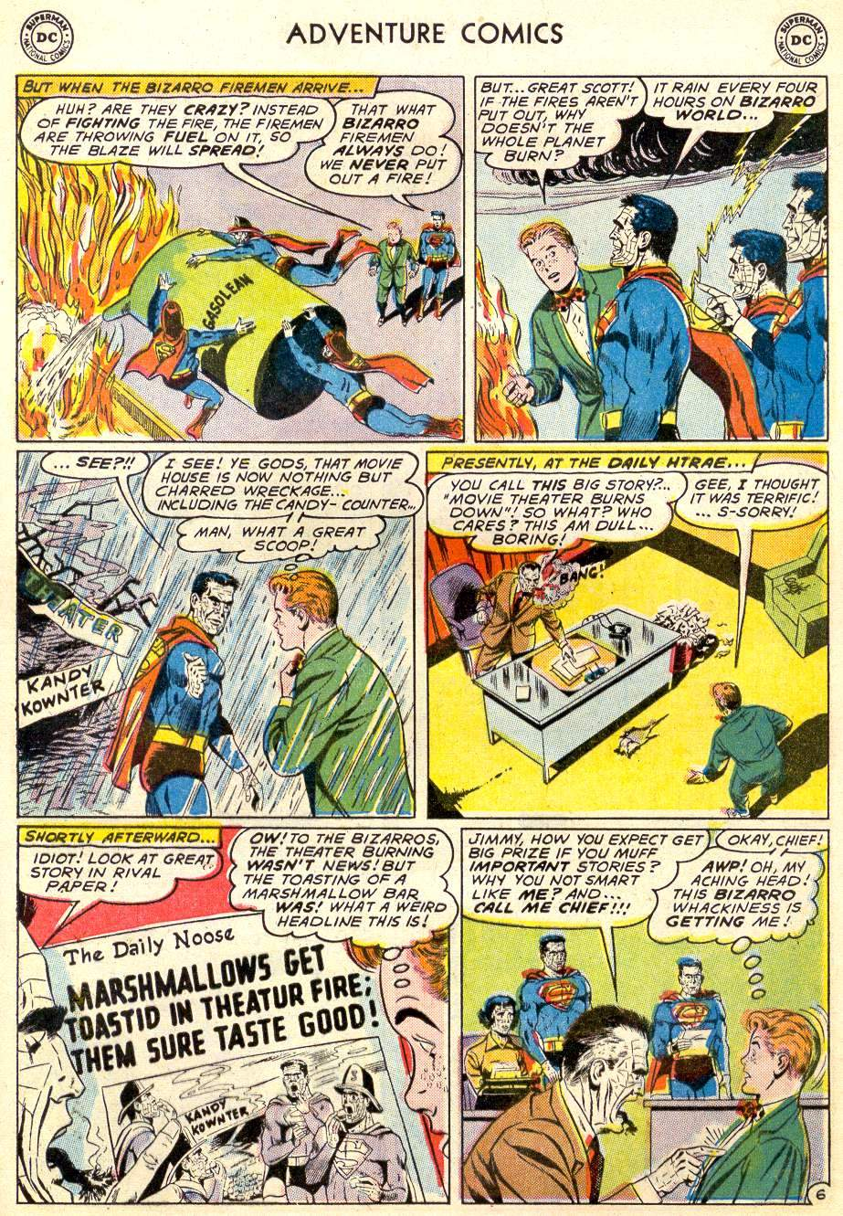 Read online Adventure Comics (1938) comic -  Issue #287 - 25
