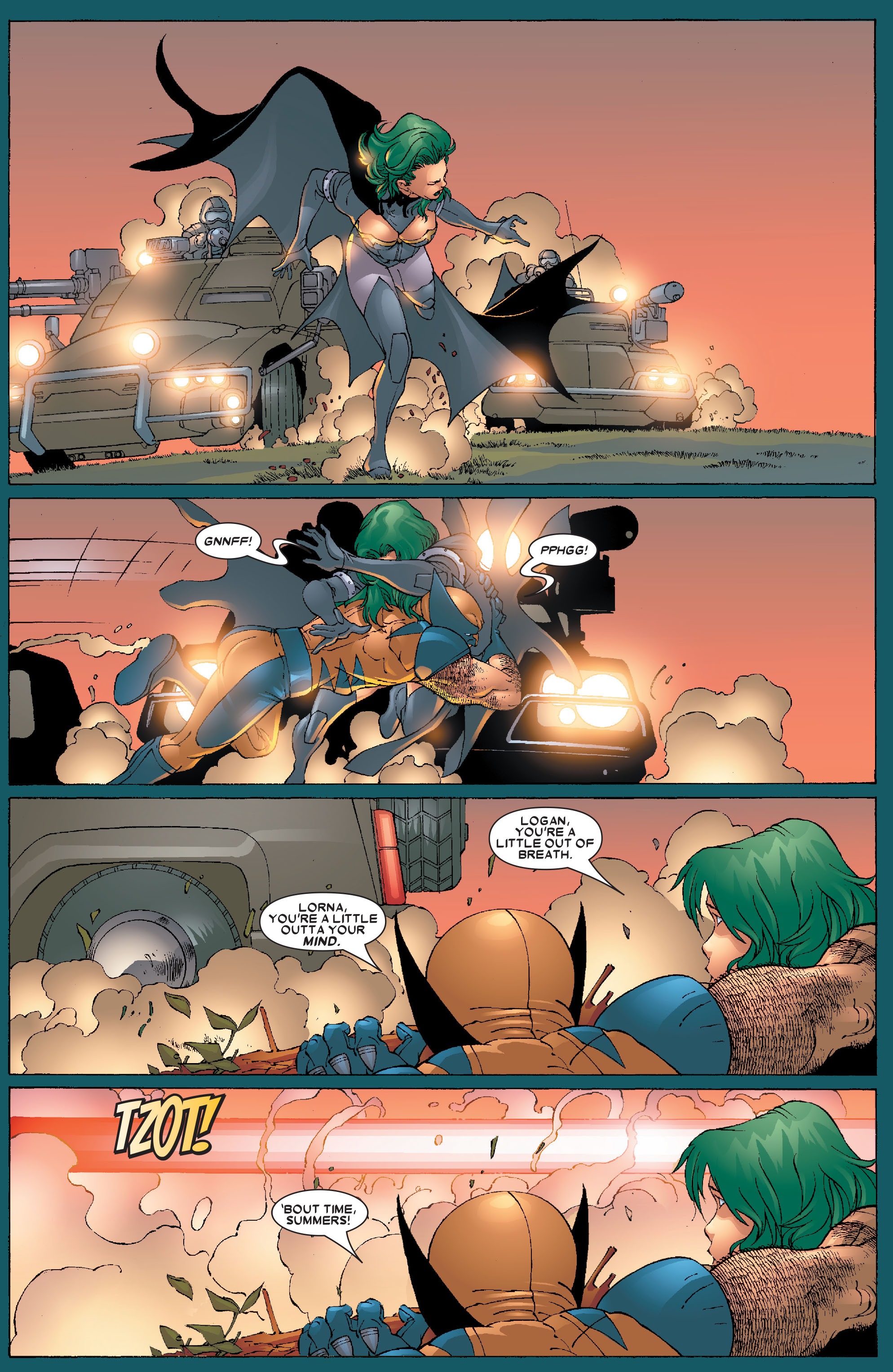 X-Men (1991) 179 Page 5