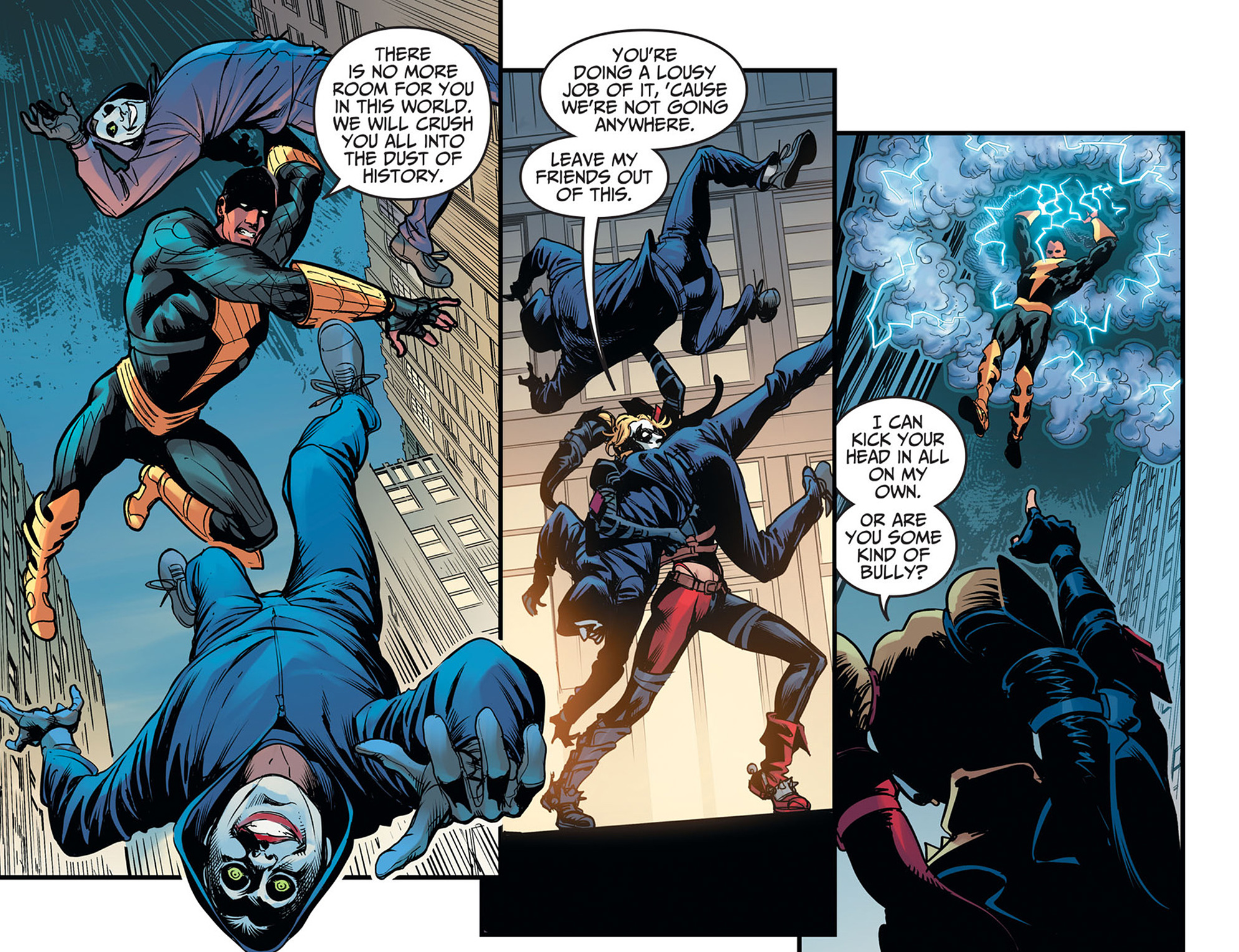 Read online Injustice: Ground Zero comic -  Issue #11 - 16