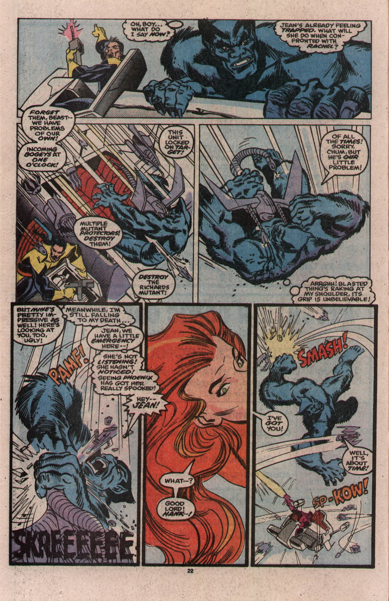 Read online X-Factor (1986) comic -  Issue # _ Annual 5 - 19