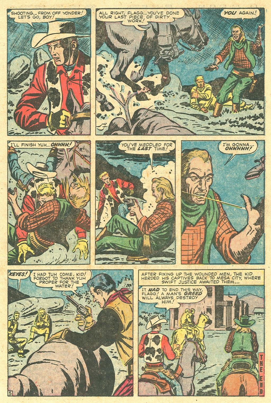 Gunsmoke Western issue 33 - Page 8