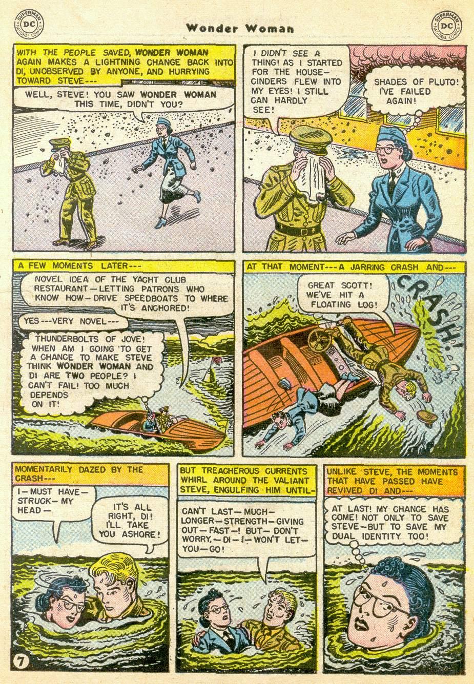 Read online Wonder Woman (1942) comic -  Issue #76 - 9