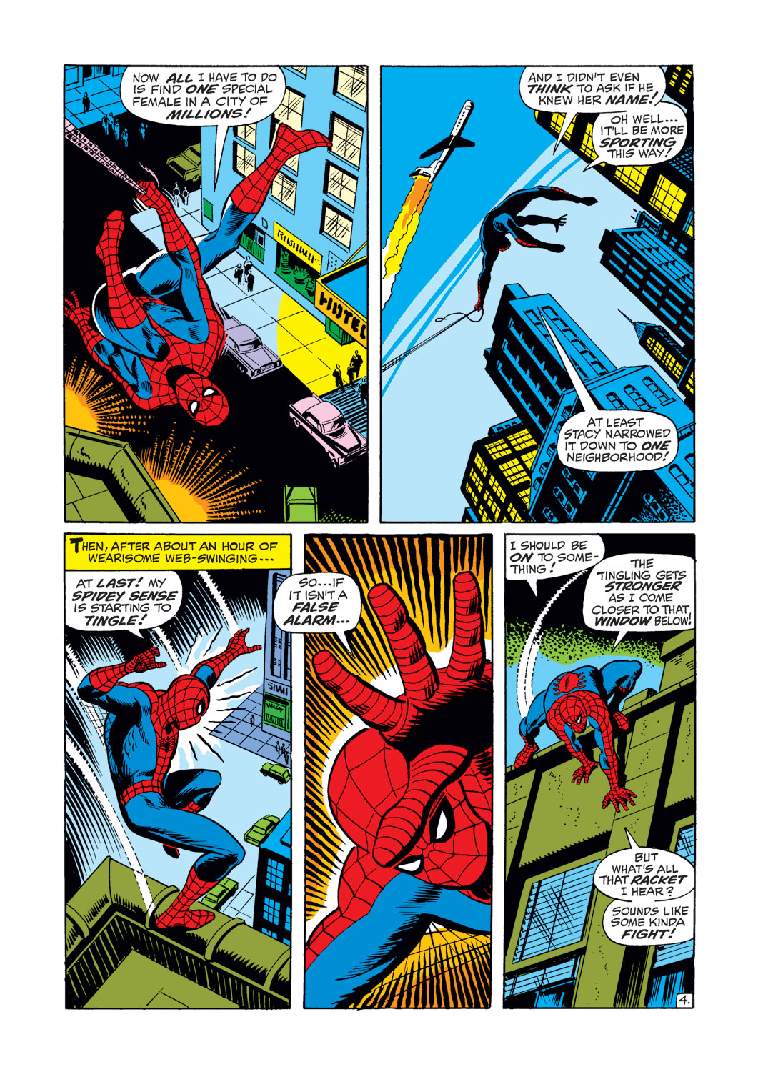 The Amazing Spider-Man (1963) 73 Page 4