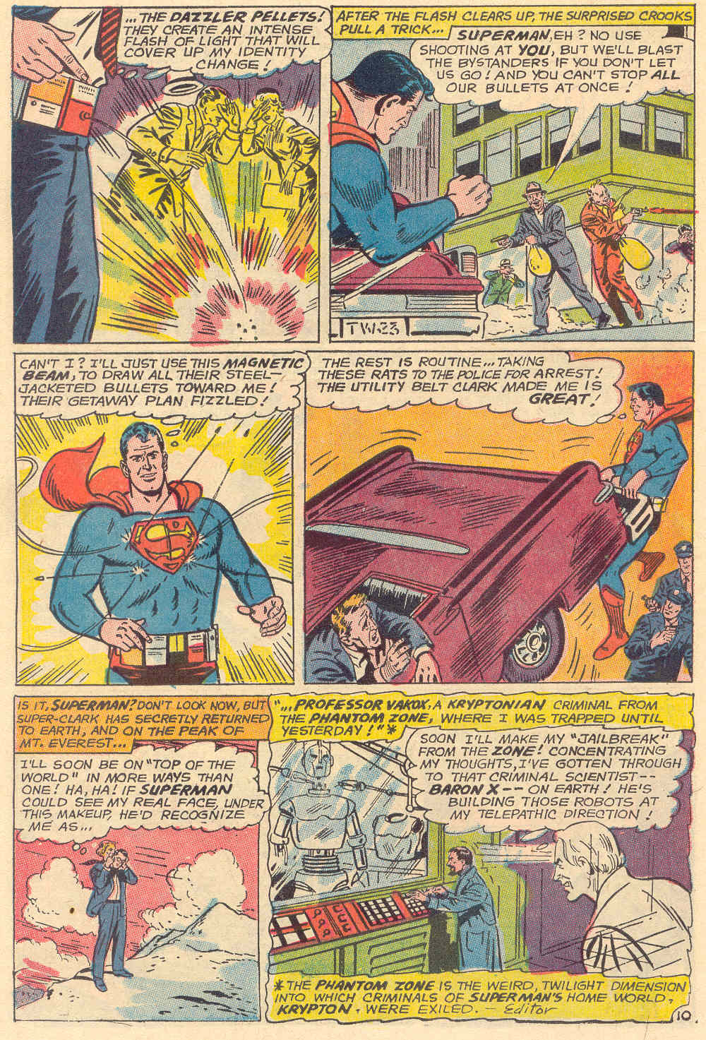 Read online Action Comics (1938) comic -  Issue #341 - 14