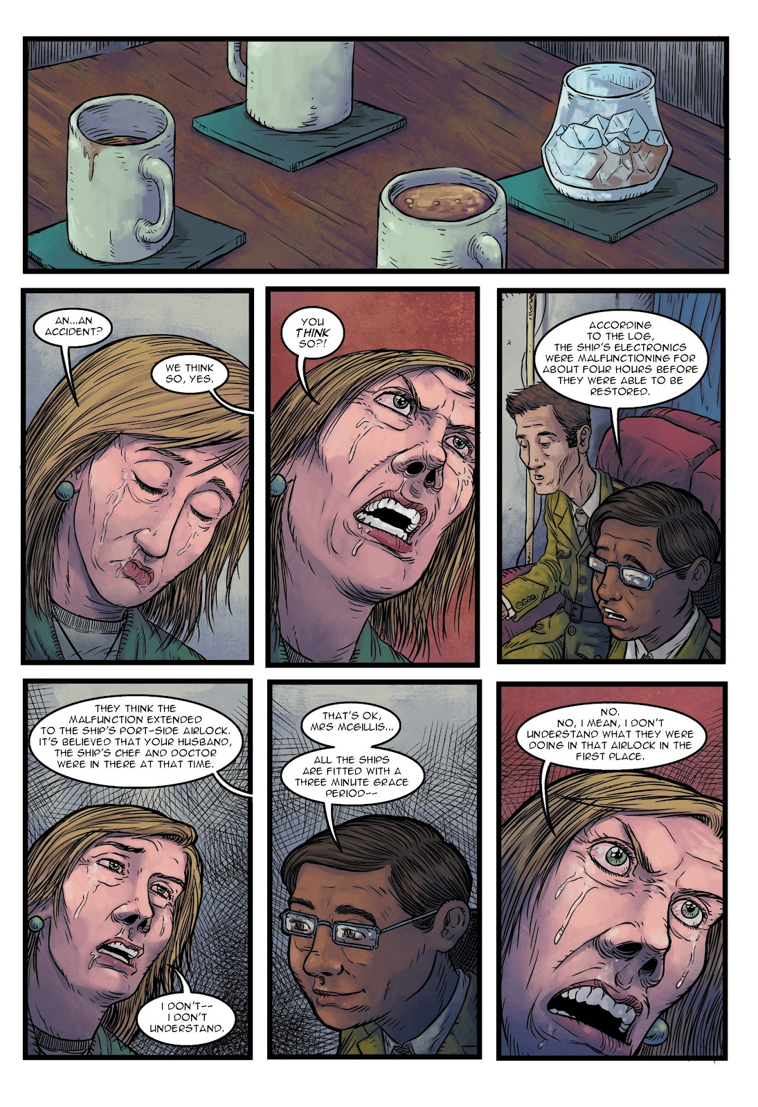 Read online Impossible comic -  Issue # TPB - 49