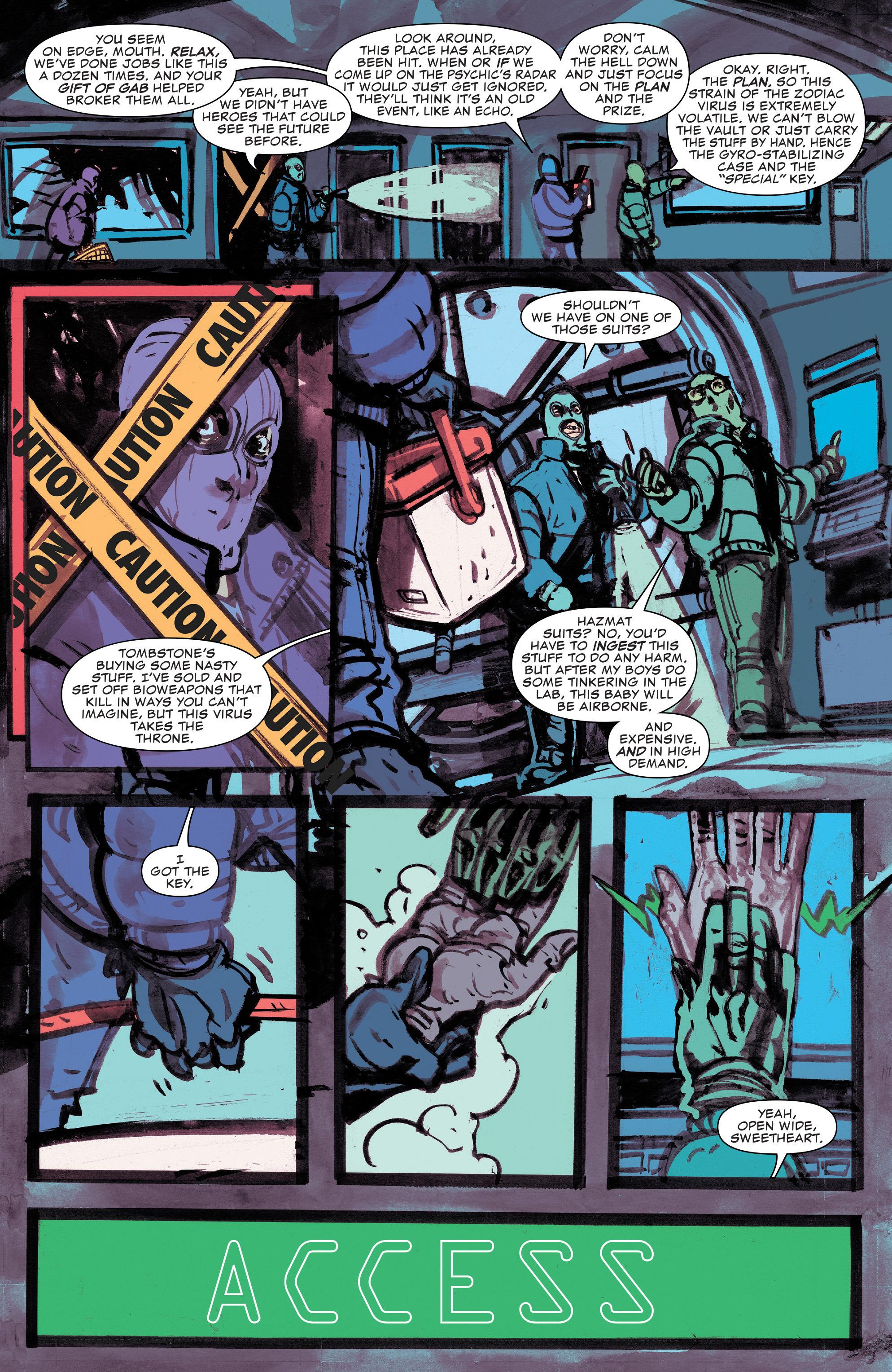 Read online Civil War II: Choosing Sides comic -  Issue #4 - 4