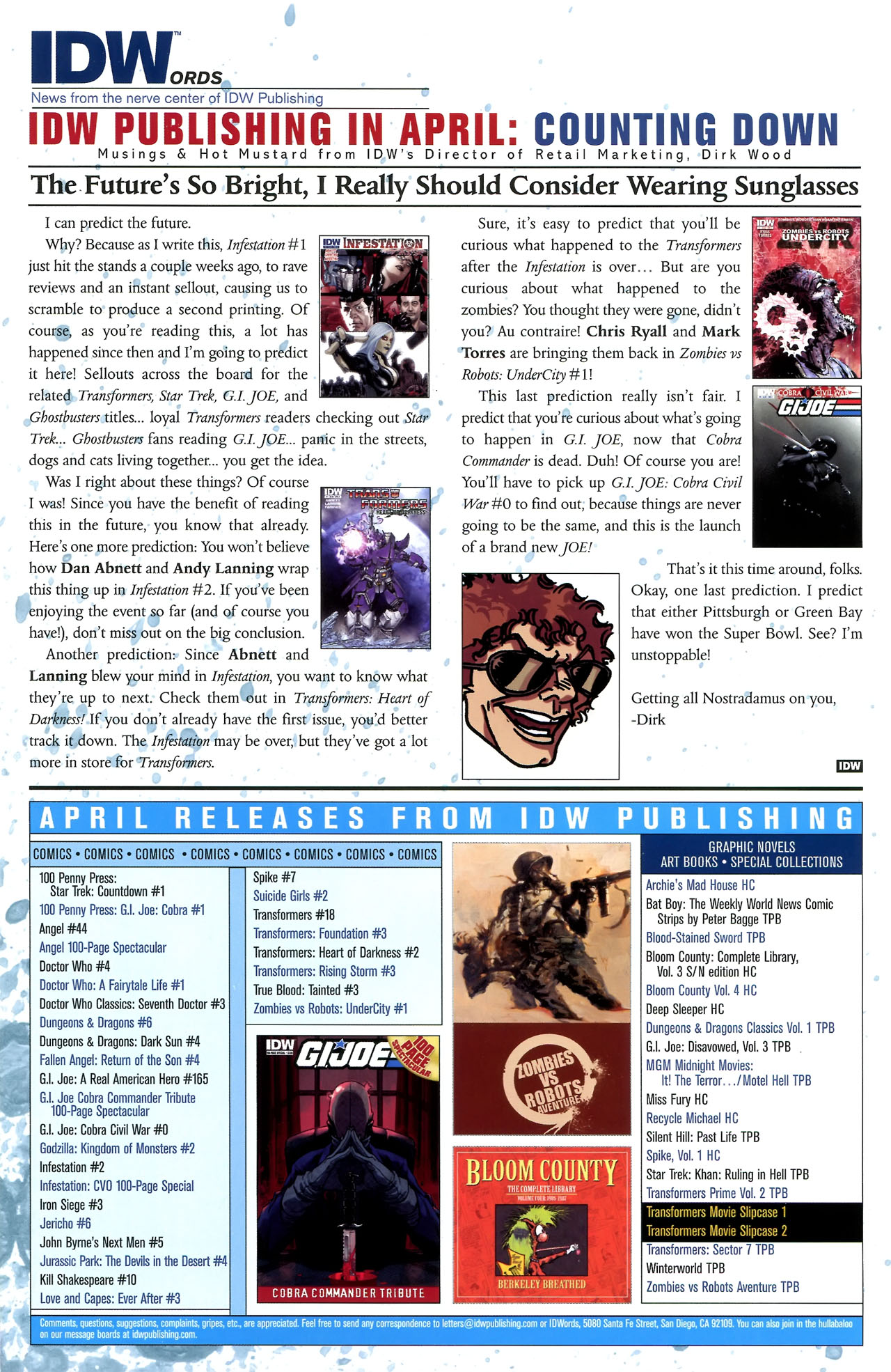 Read online True Blood: Tainted Love comic -  Issue #3 - 27