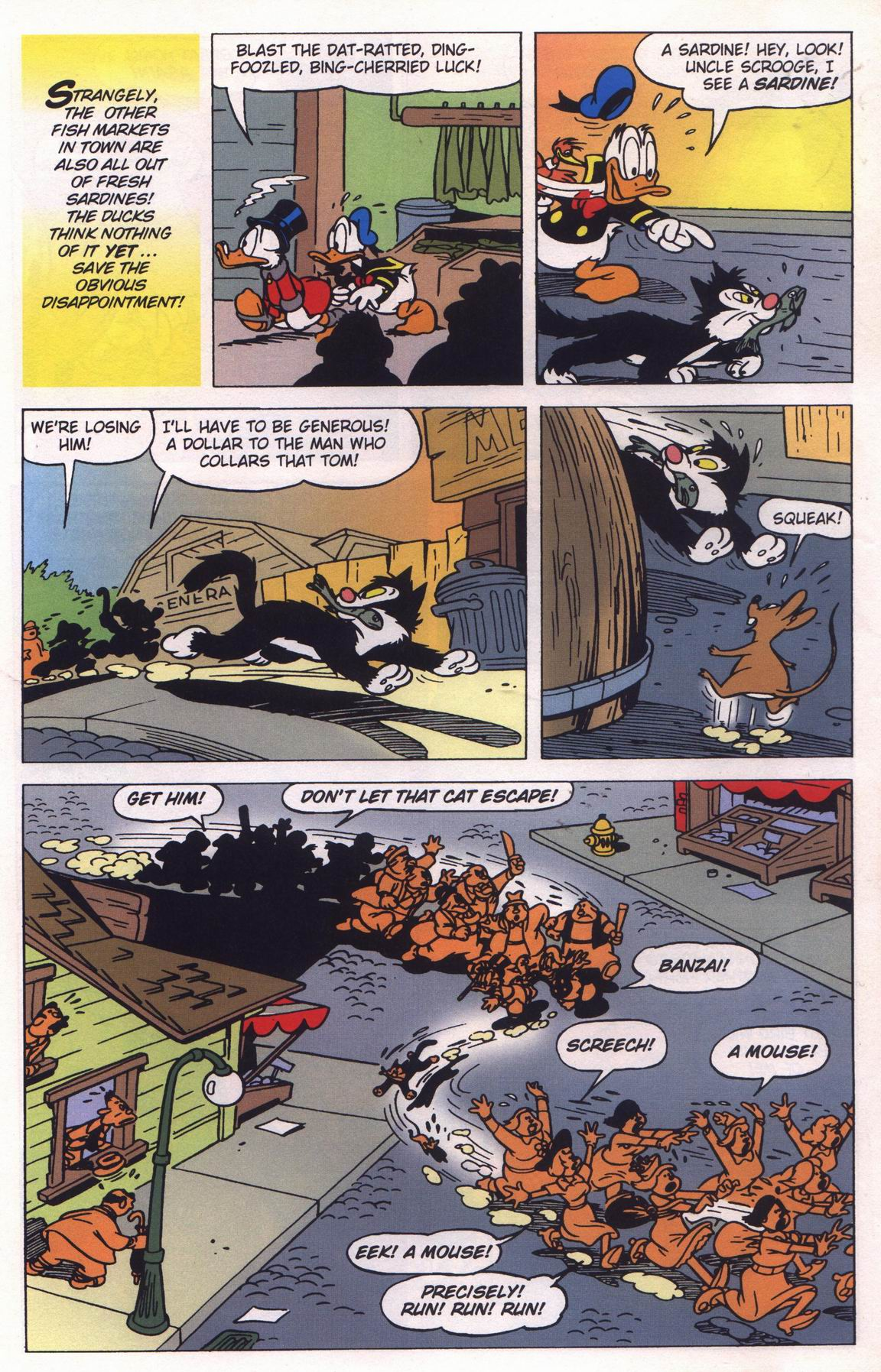 Read online Uncle Scrooge (1953) comic -  Issue #315 - 12