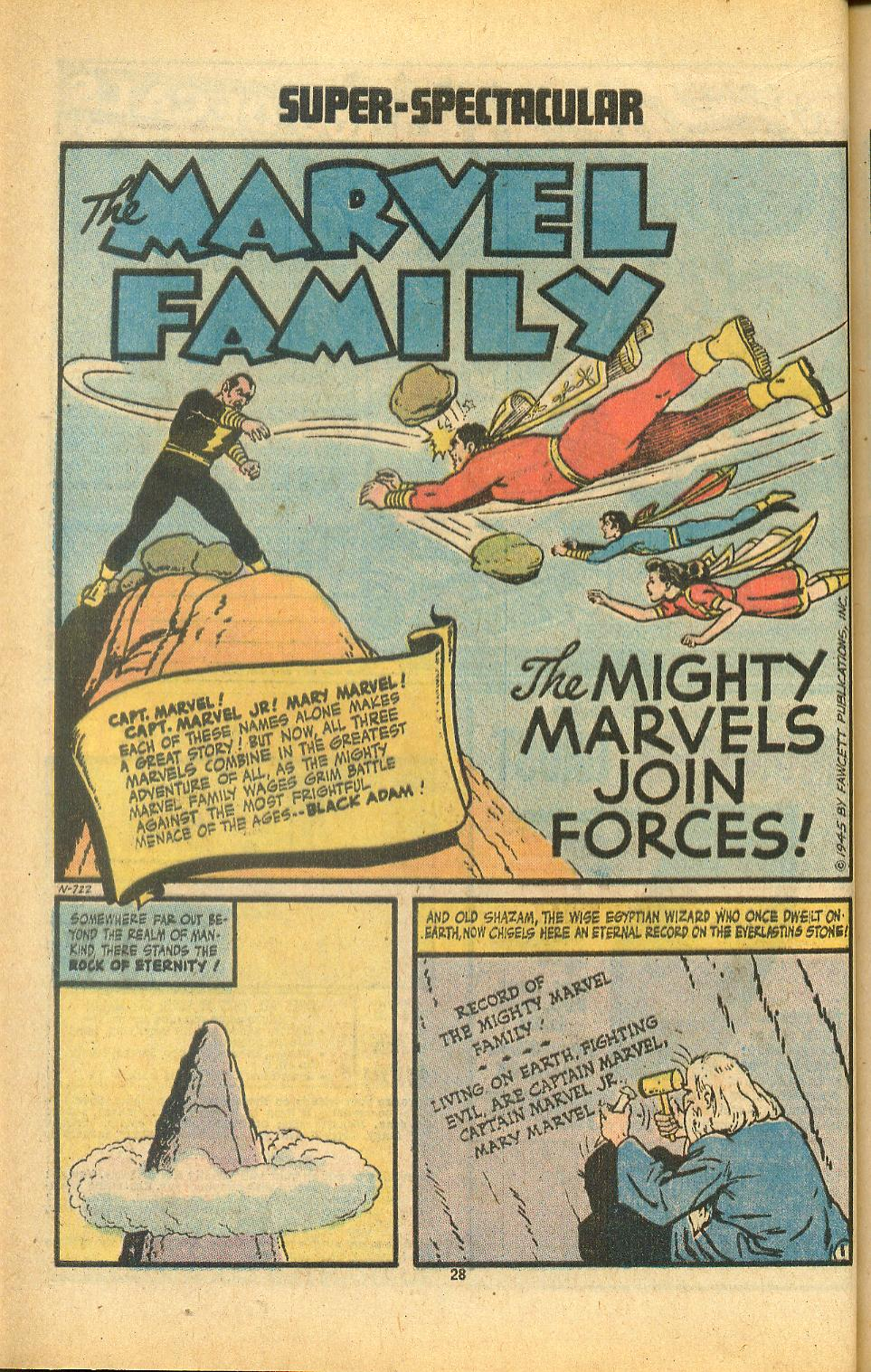Read online Shazam! (1973) comic -  Issue #8 - 28