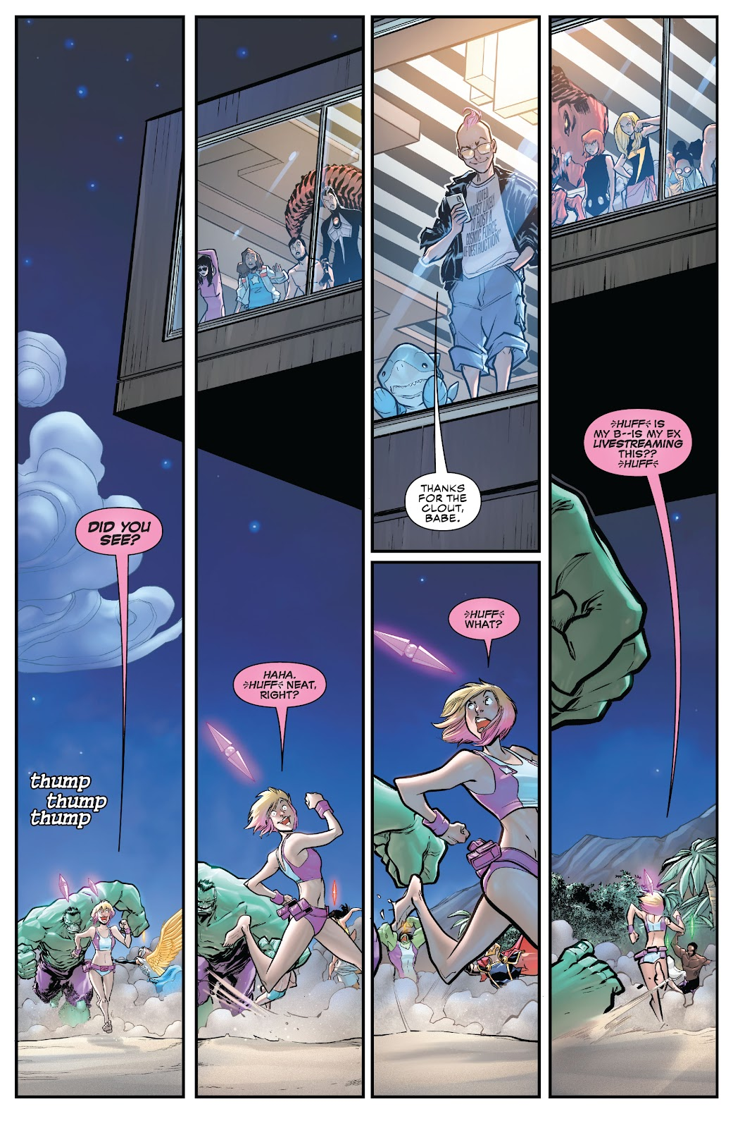 Gwenpool Strikes Back issue _TPB - Page 72