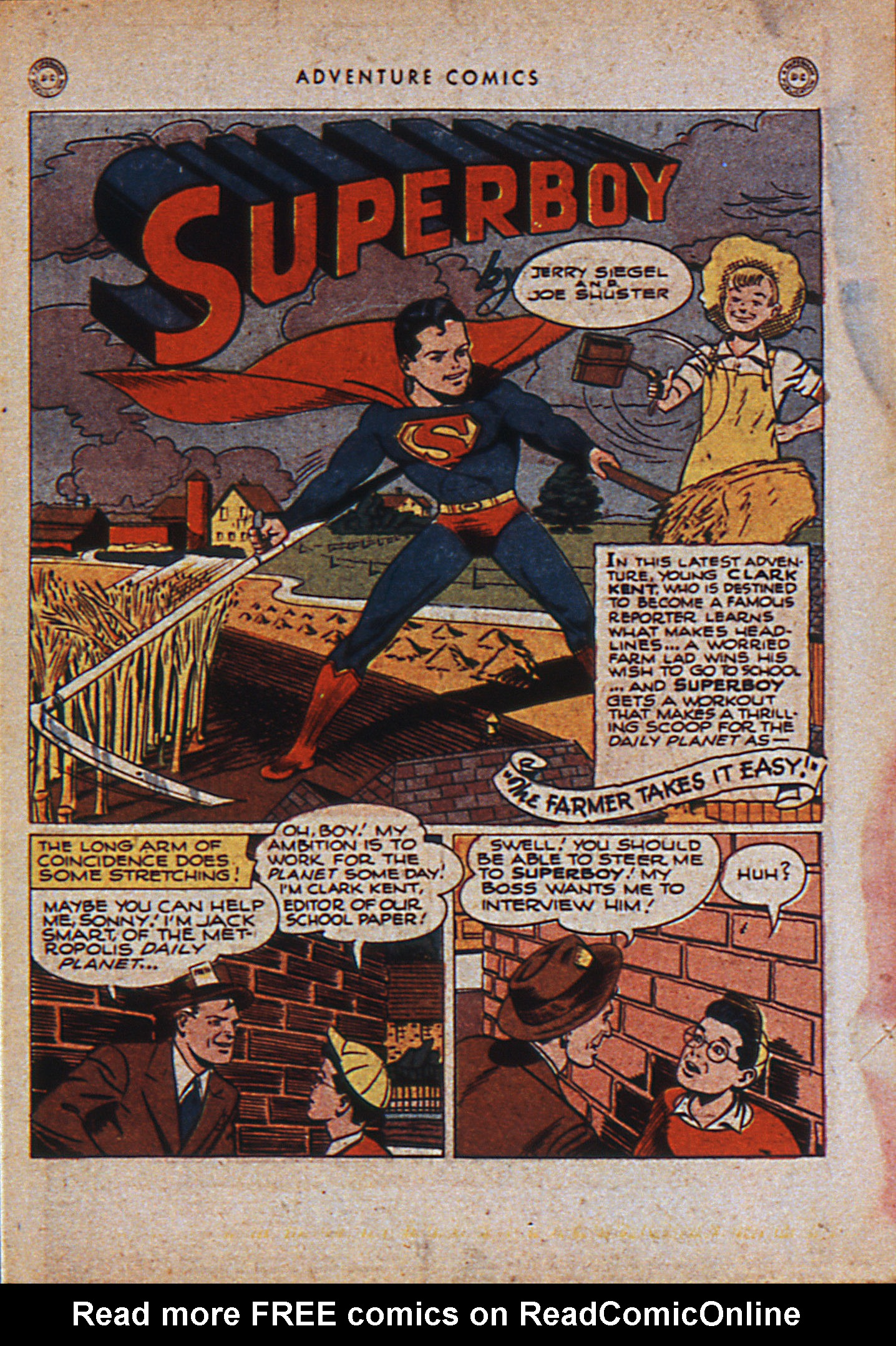 Read online Adventure Comics (1938) comic -  Issue #110 - 4