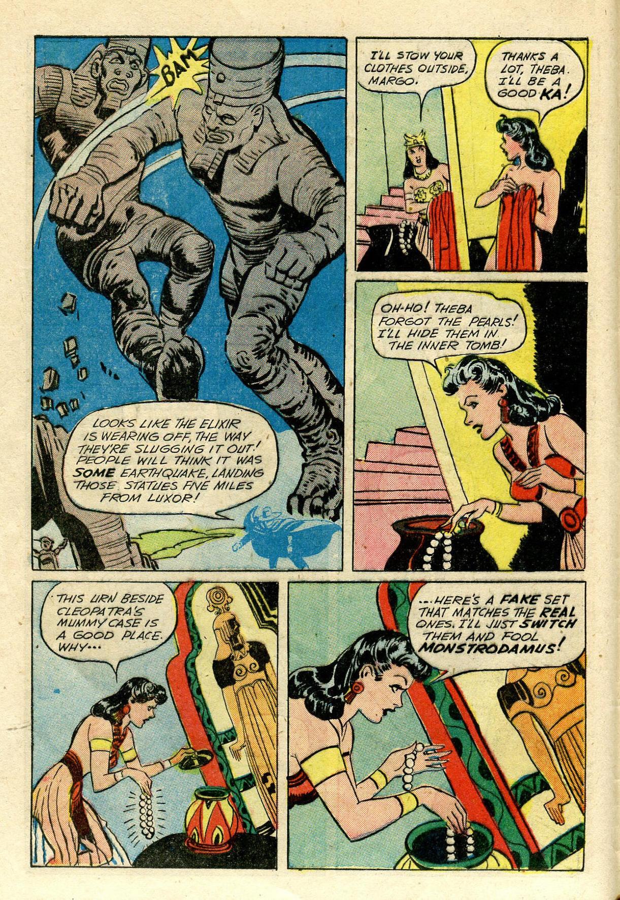 Read online Shadow Comics comic -  Issue #33 - 14