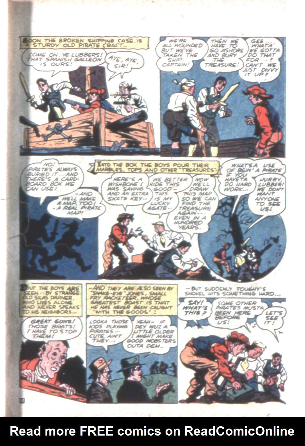 Read online Sensation (Mystery) Comics comic -  Issue #11 - 47