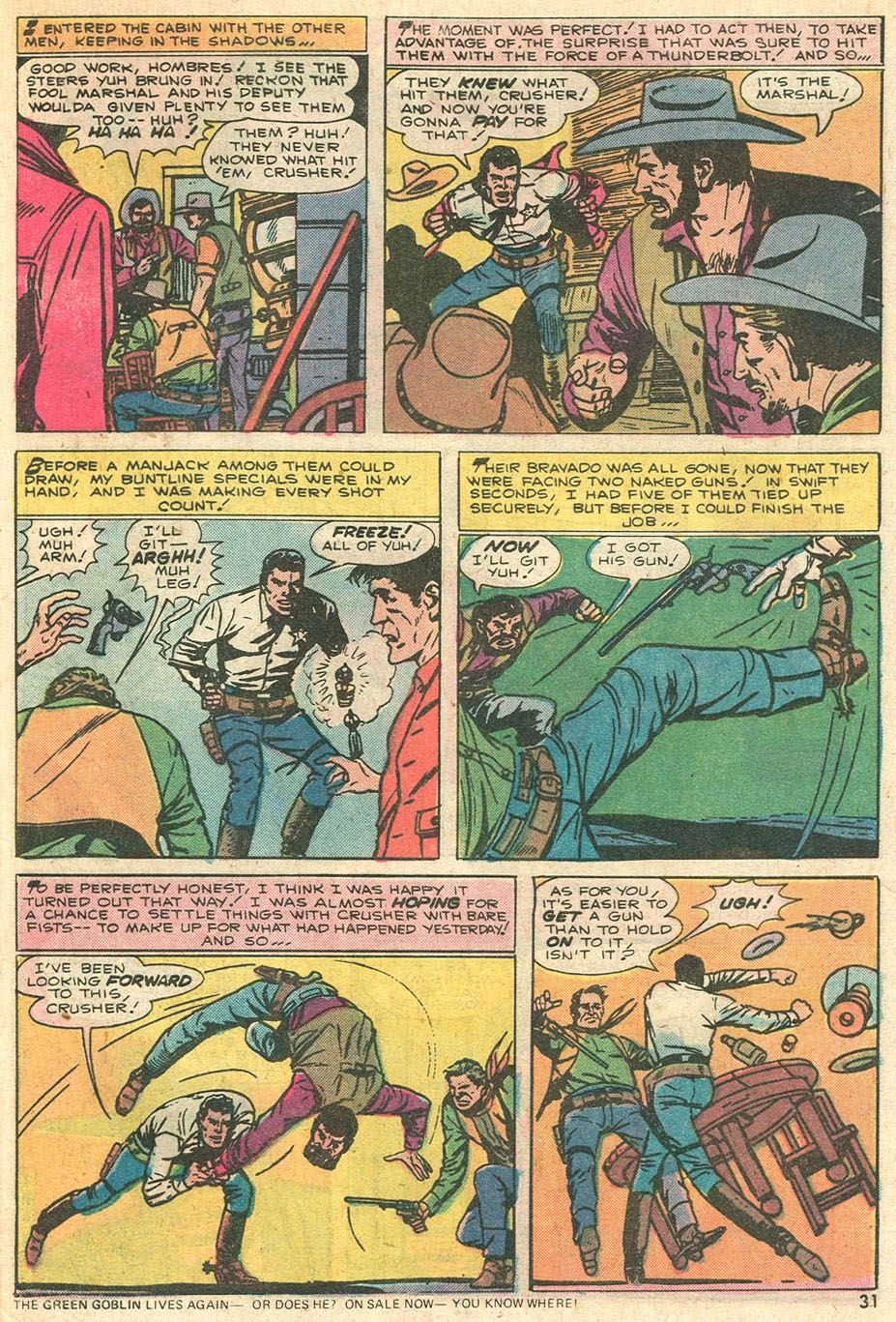 Kid Colt Outlaw issue 186 - Page 34