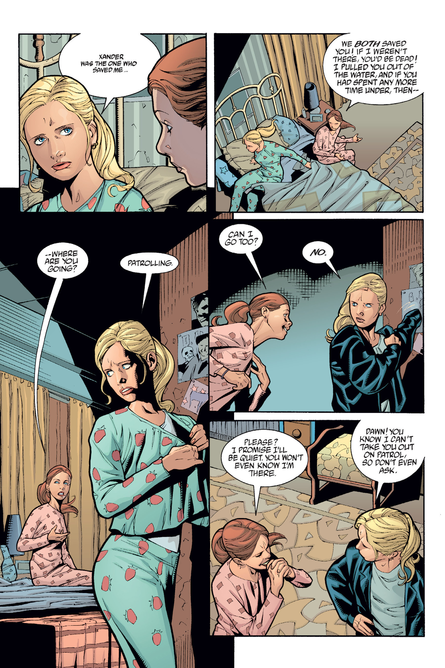 Read online Buffy the Vampire Slayer: Omnibus comic -  Issue # TPB 6 - 313