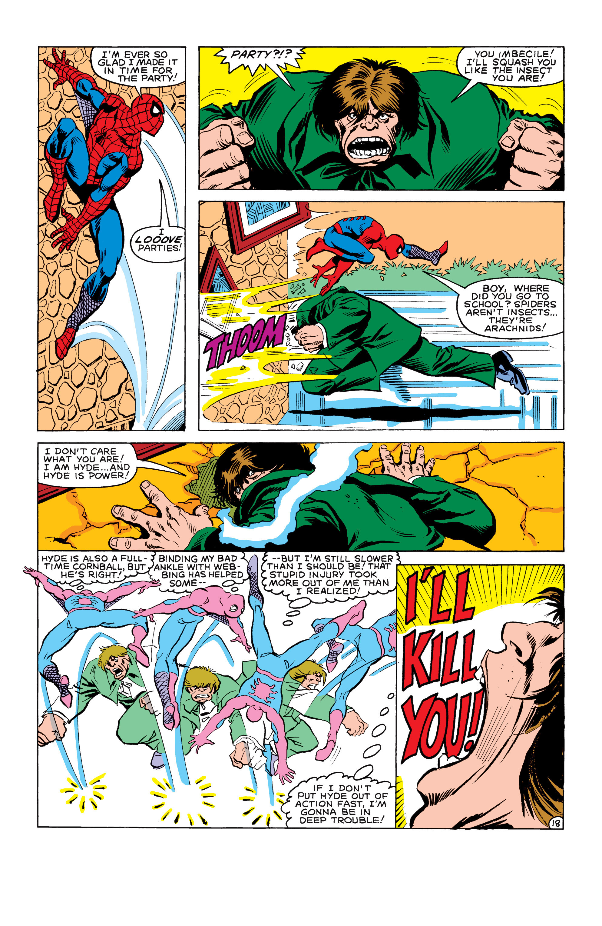 The Amazing Spider-Man (1963) 232 Page 18