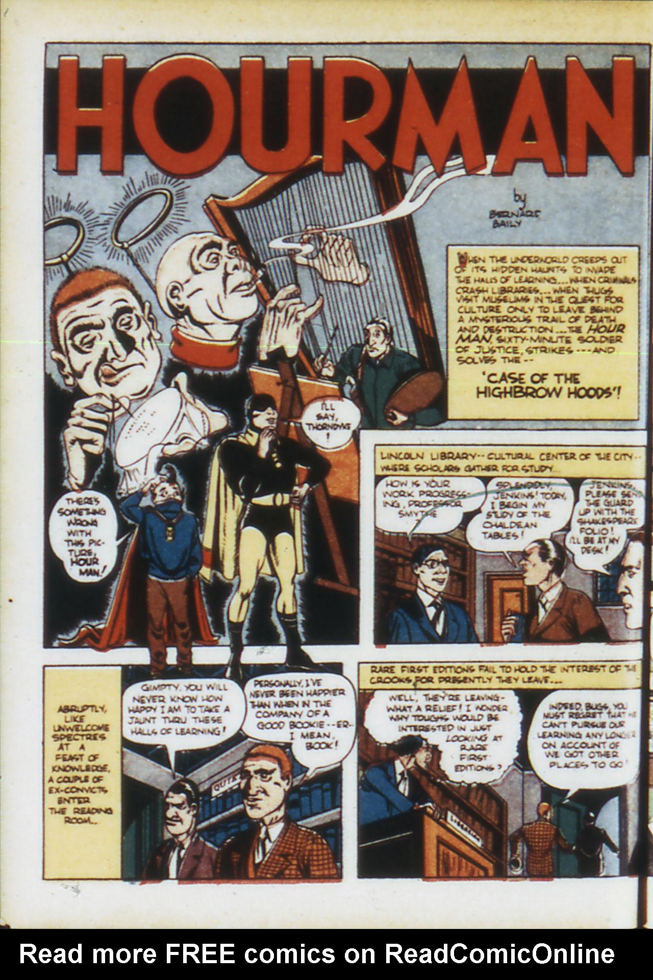 Read online Adventure Comics (1938) comic -  Issue #74 - 15