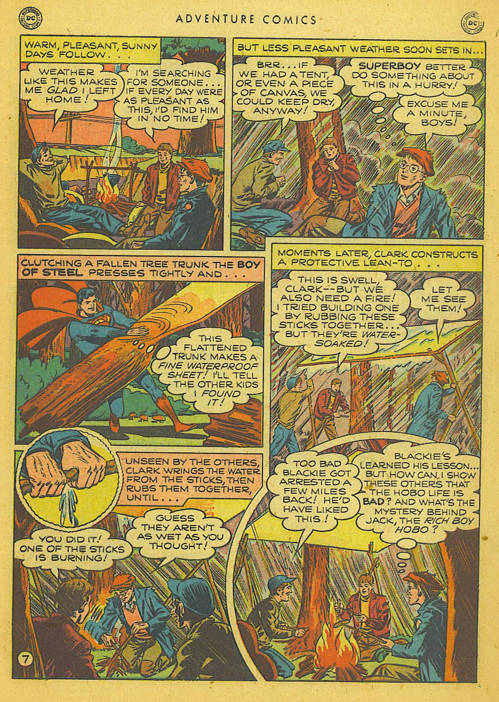 Read online Adventure Comics (1938) comic -  Issue #153 - 8