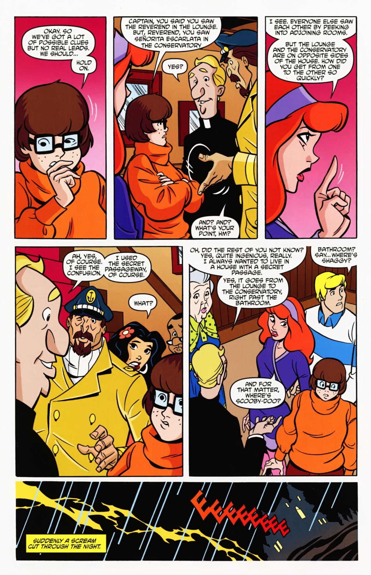 Read online Scooby-Doo: Where Are You? comic -  Issue #11 - 29