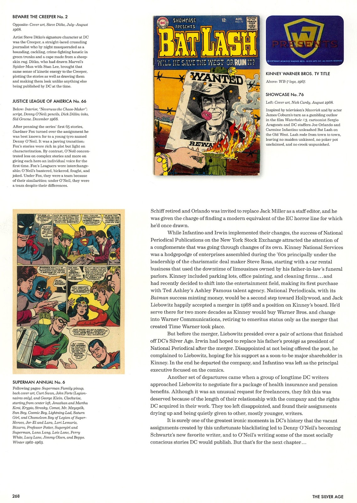 Read online 75 Years Of DC Comics comic -  Issue # TPB (Part 3) - 81