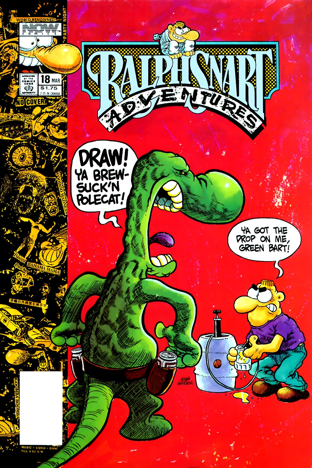 Ralph Snart Adventures (1988) 18 Page 1