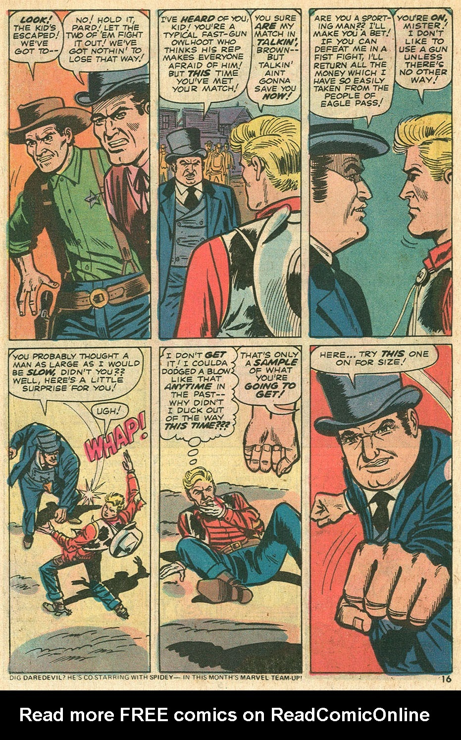 Kid Colt Outlaw issue 186 - Page 19