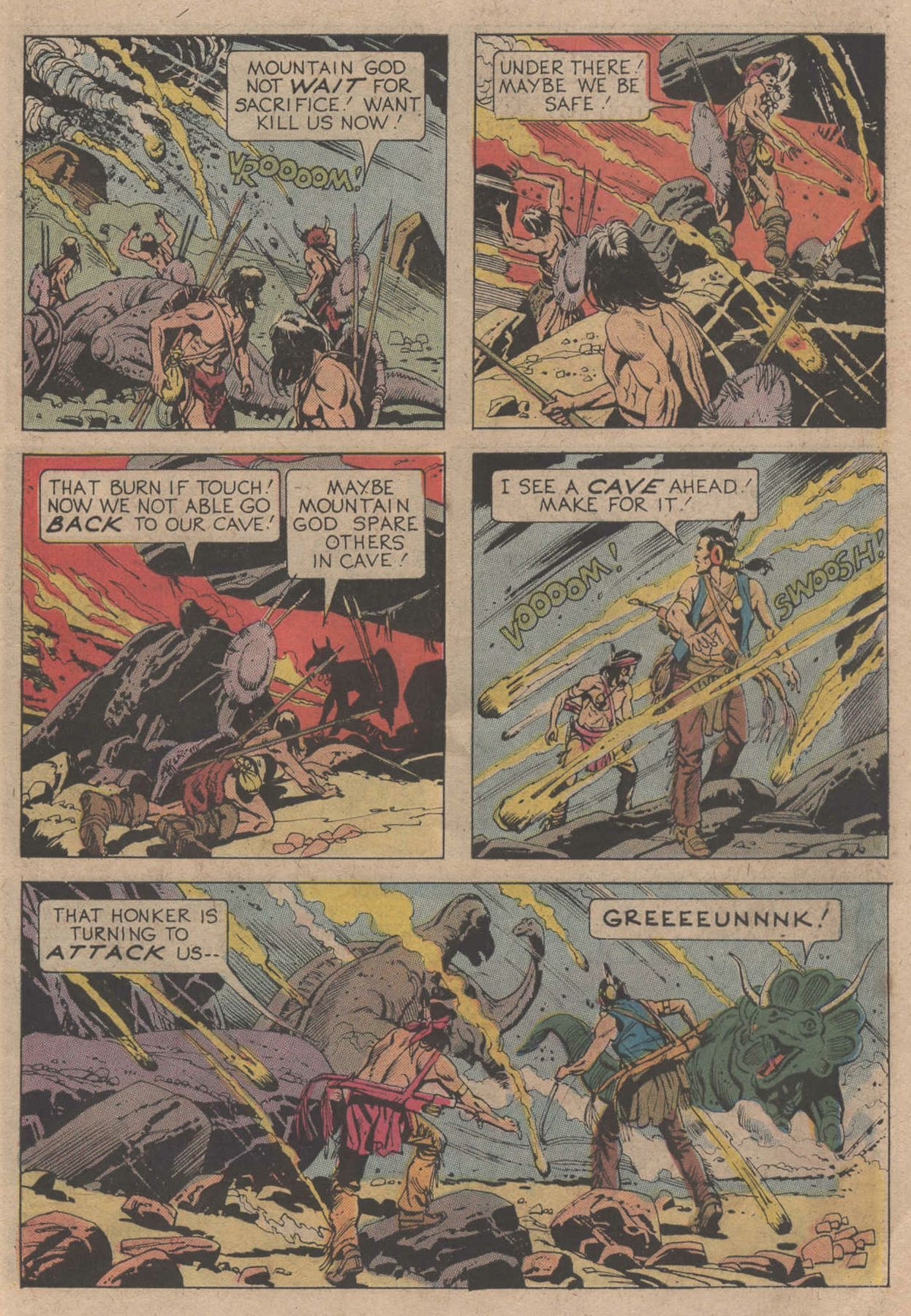 Read online Turok, Son of Stone comic -  Issue #106 - 27