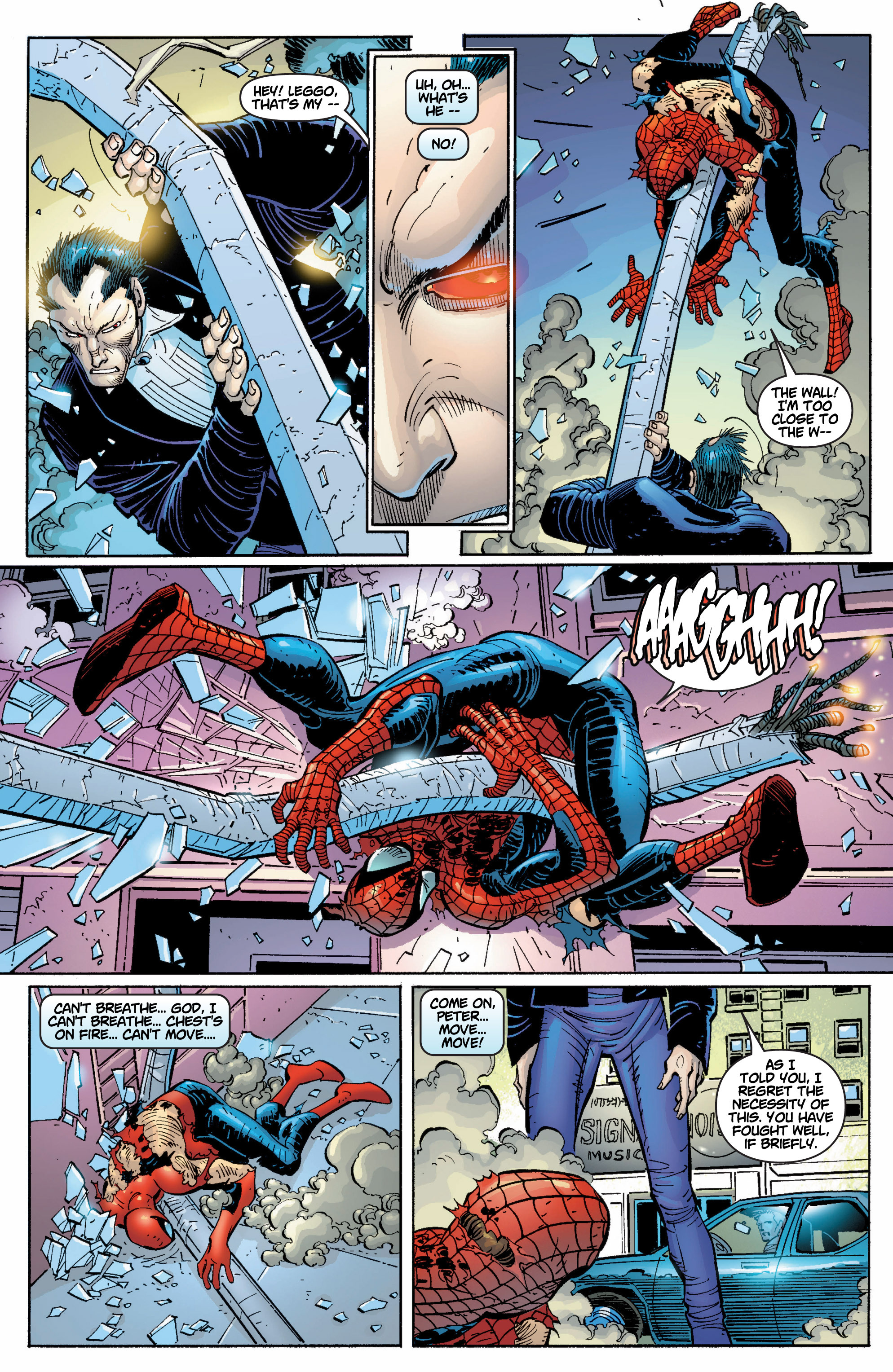 The Amazing Spider-Man (1999) 34 Page 10