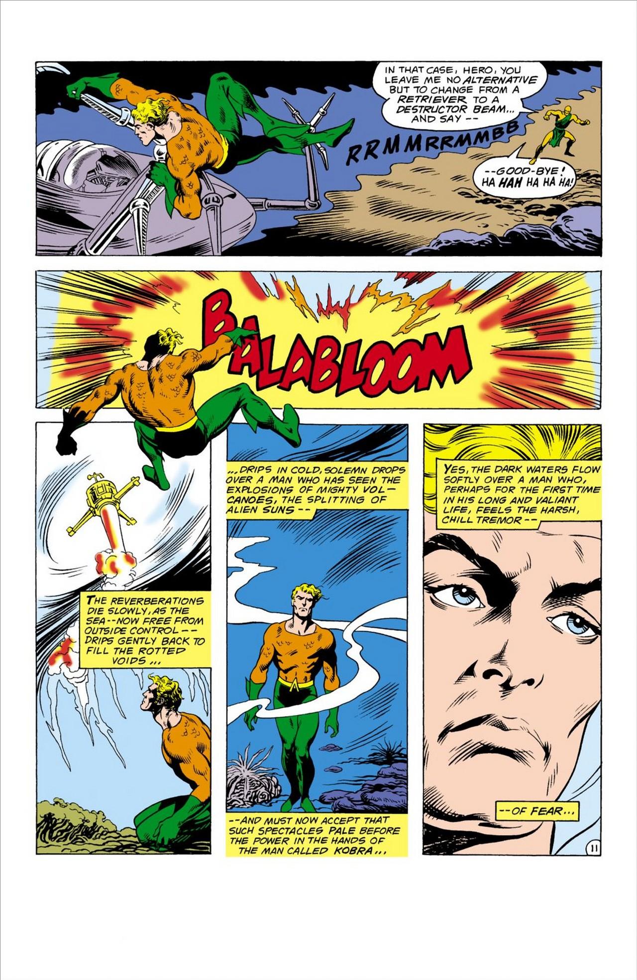 Read online Aquaman (1962) comic -  Issue #60 - 12