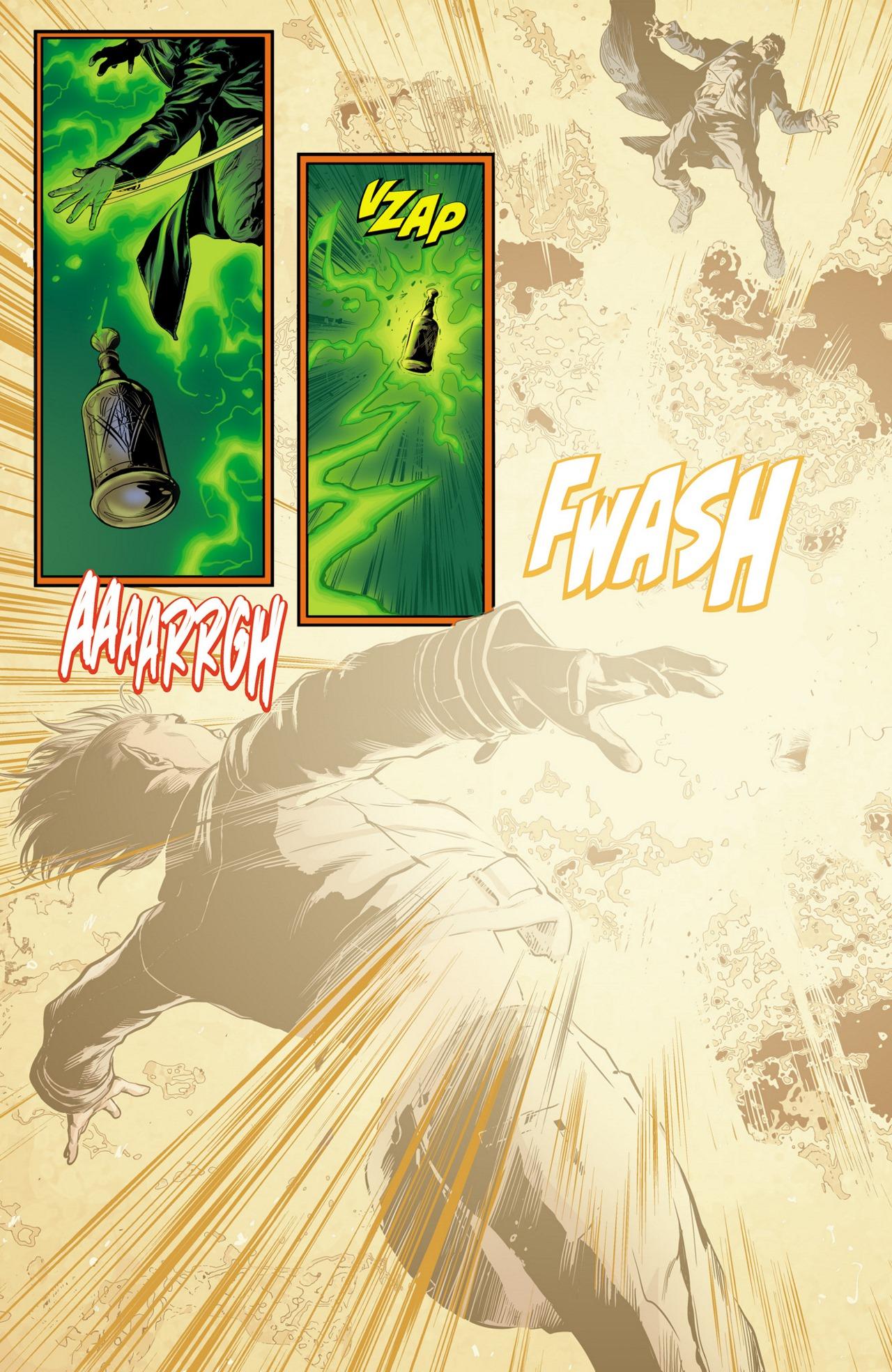 Read online Angel & Faith Season 10 comic -  Issue #4 - 11