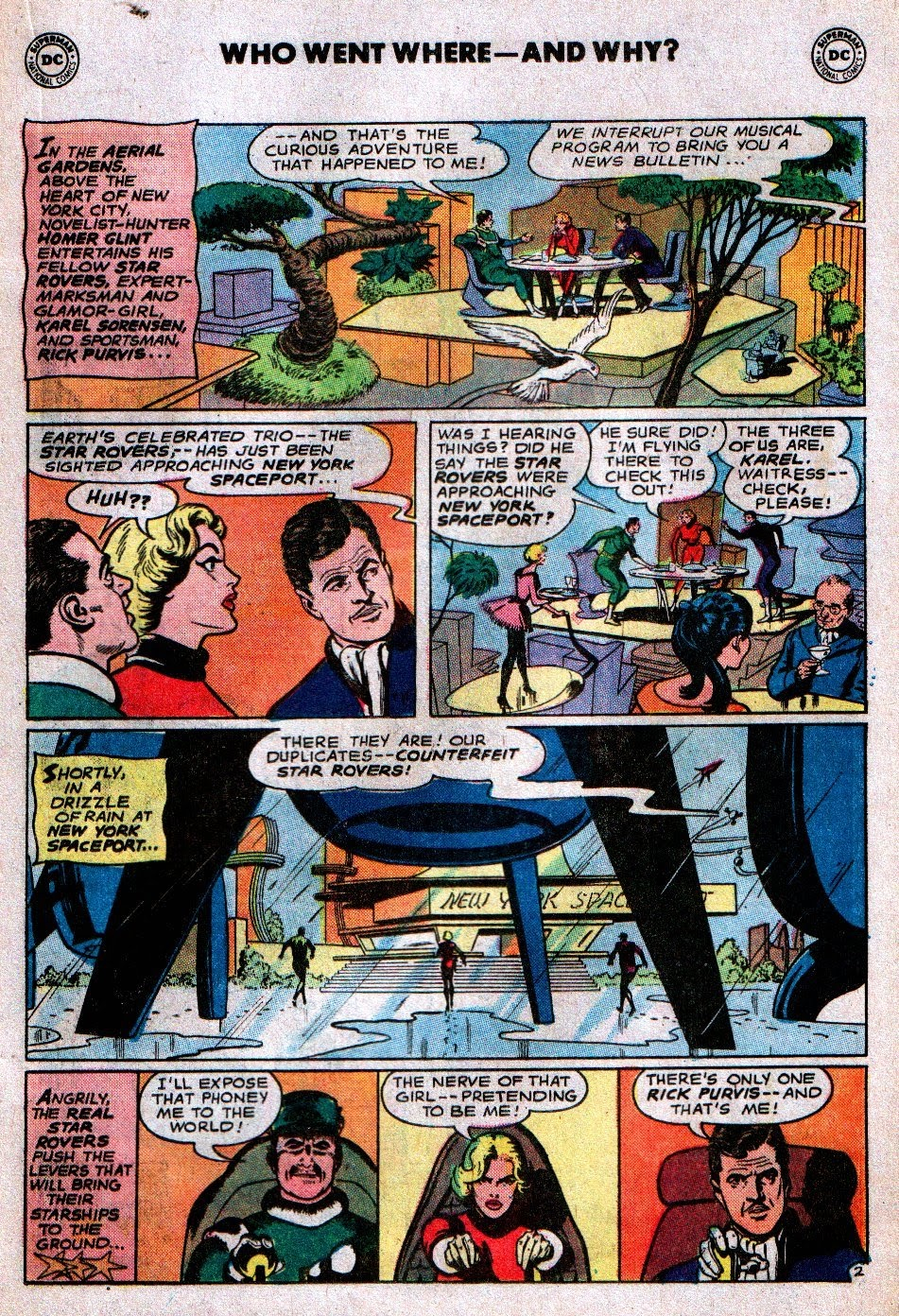 From Beyond the Unknown (1969) issue 19 - Page 21