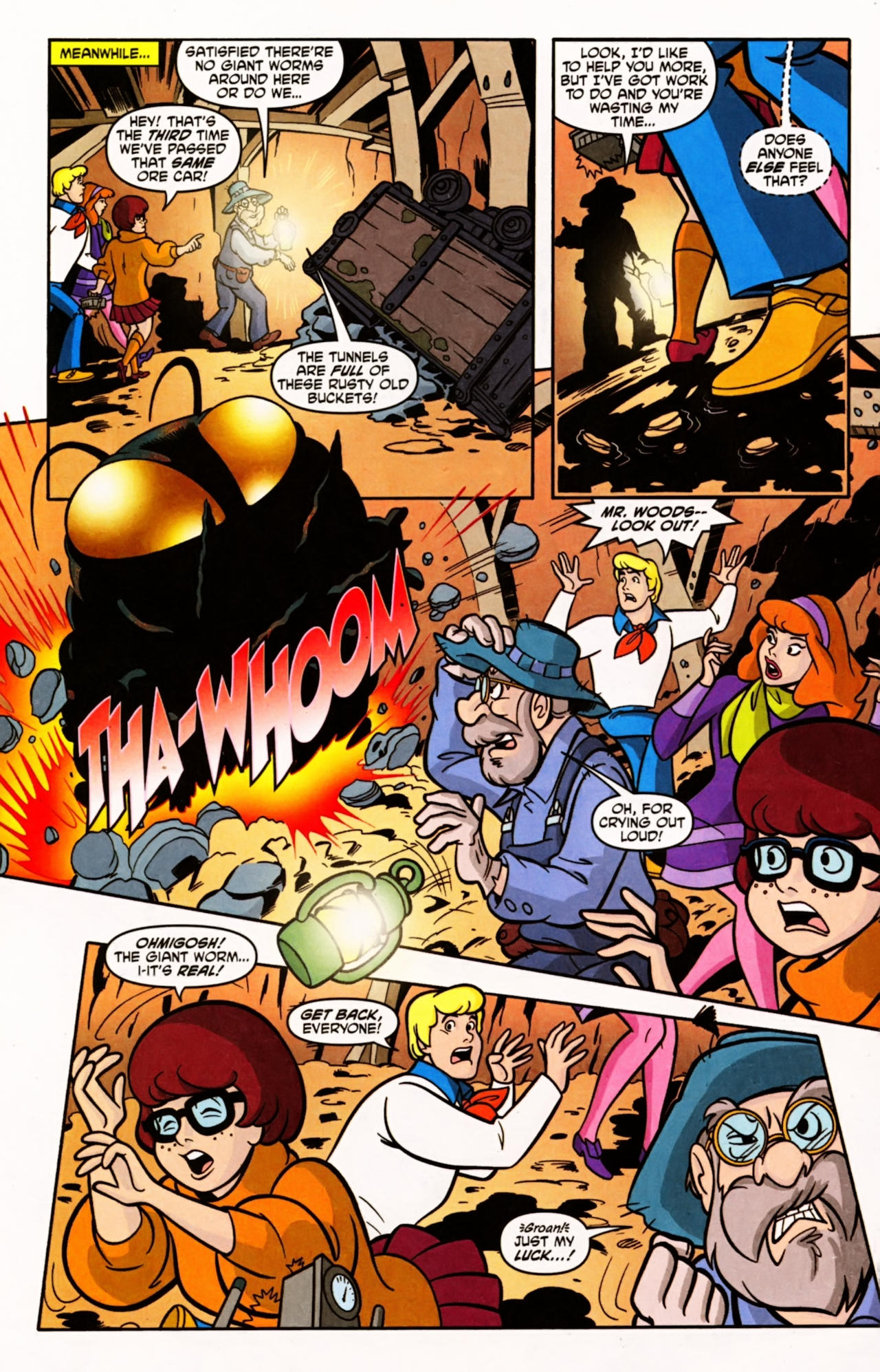Read online Scooby-Doo (1997) comic -  Issue #149 - 12