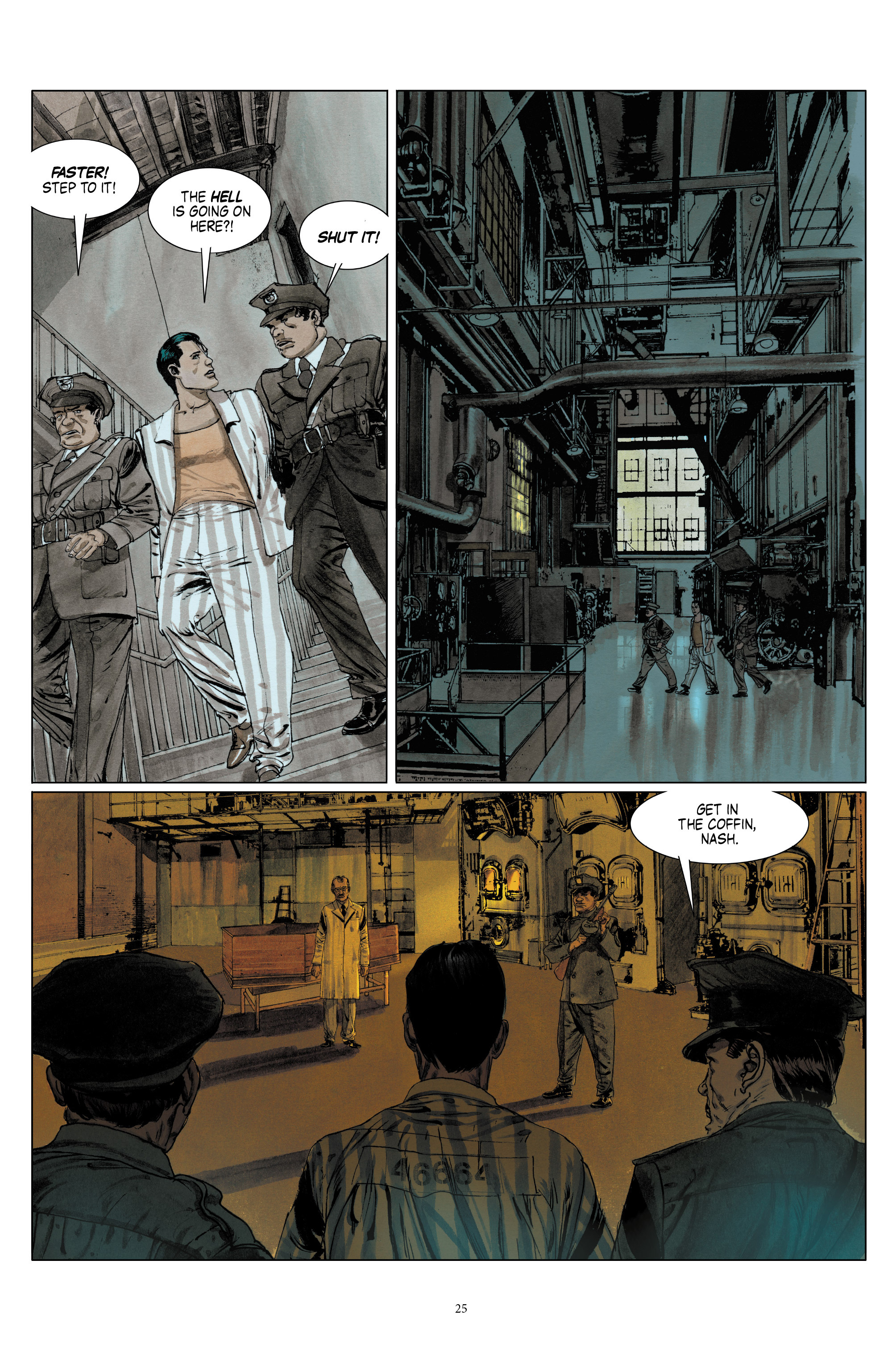Read online Triggerman comic -  Issue #1 - 30