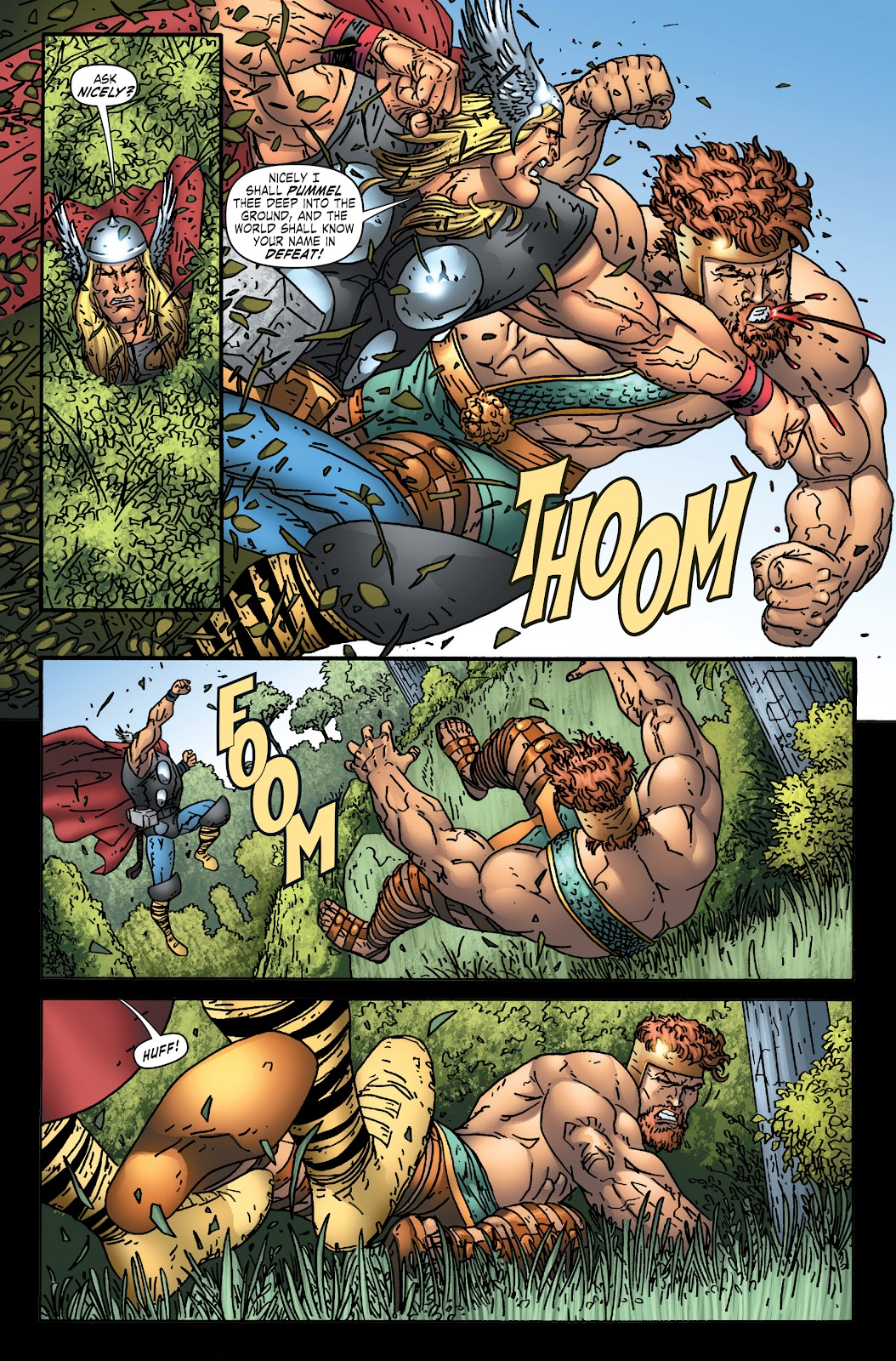 Read online Thor: Ragnaroks comic -  Issue # TPB (Part 1) - 58