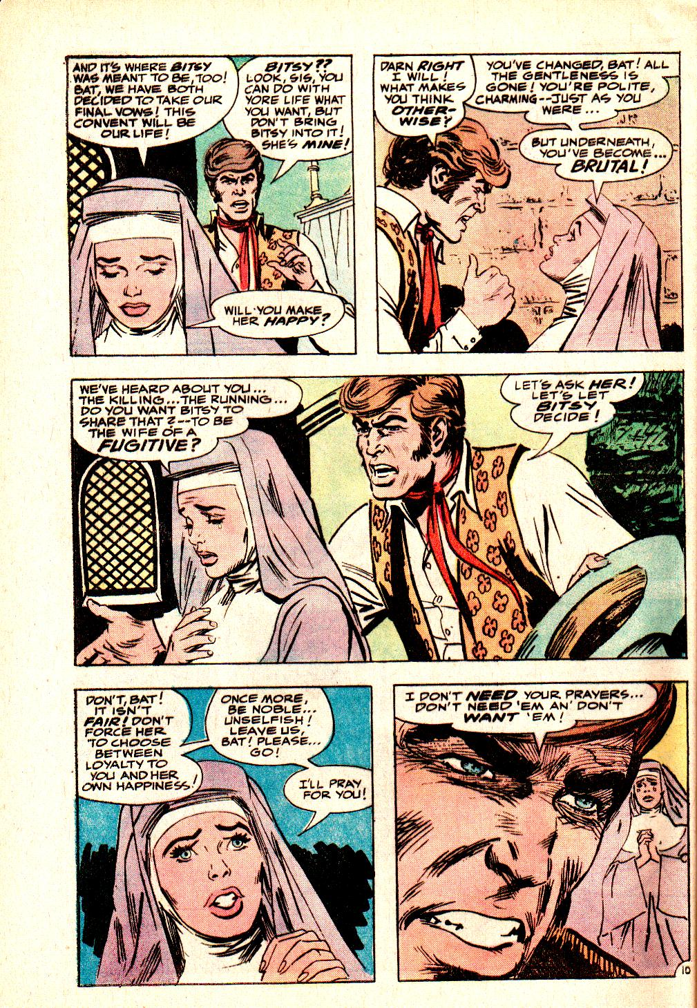 Read online All-Star Western (1970) comic -  Issue #10 - 46