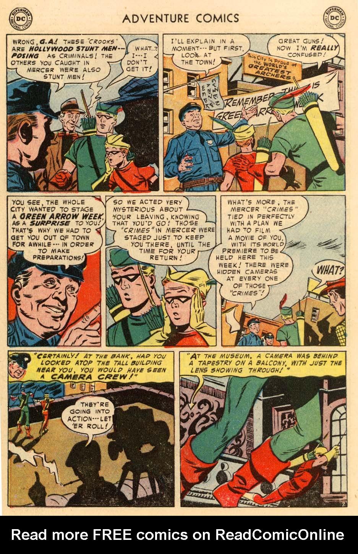 Read online Adventure Comics (1938) comic -  Issue #195 - 40