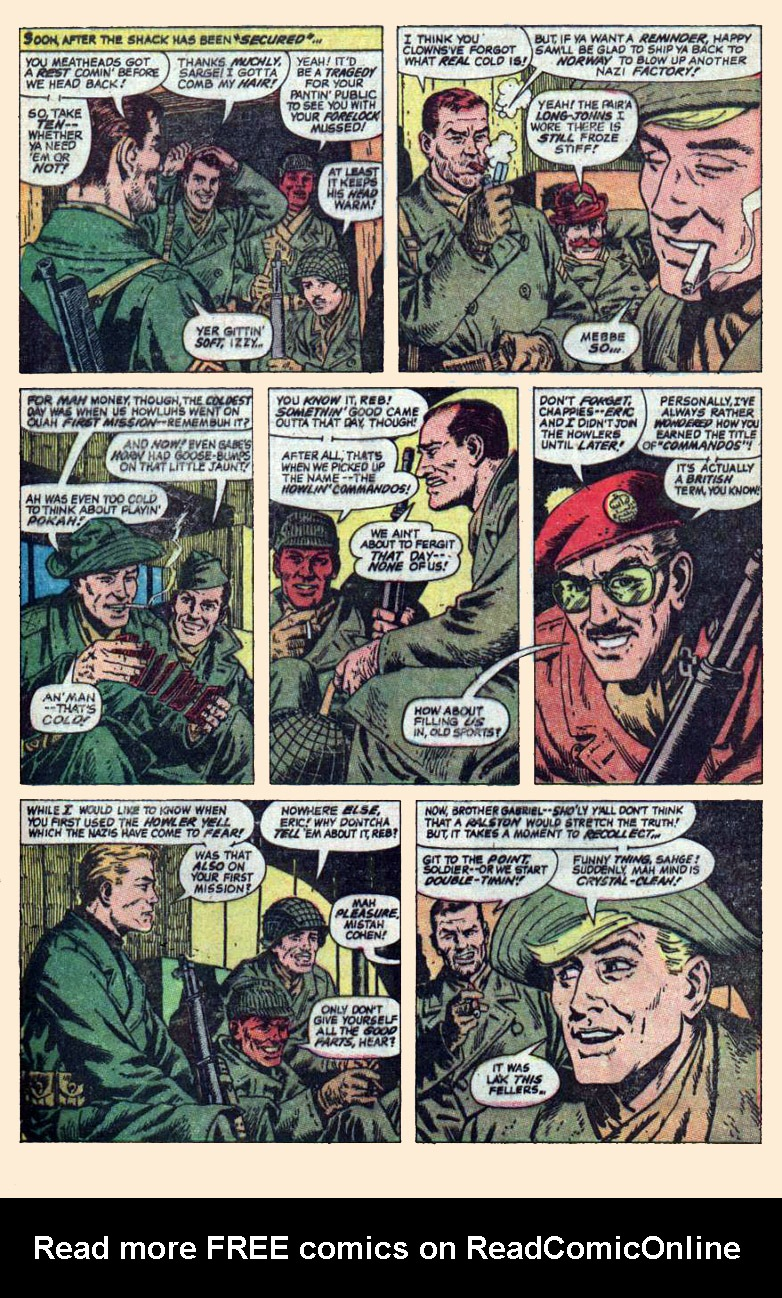 Read online Sgt. Fury comic -  Issue #139 - 5