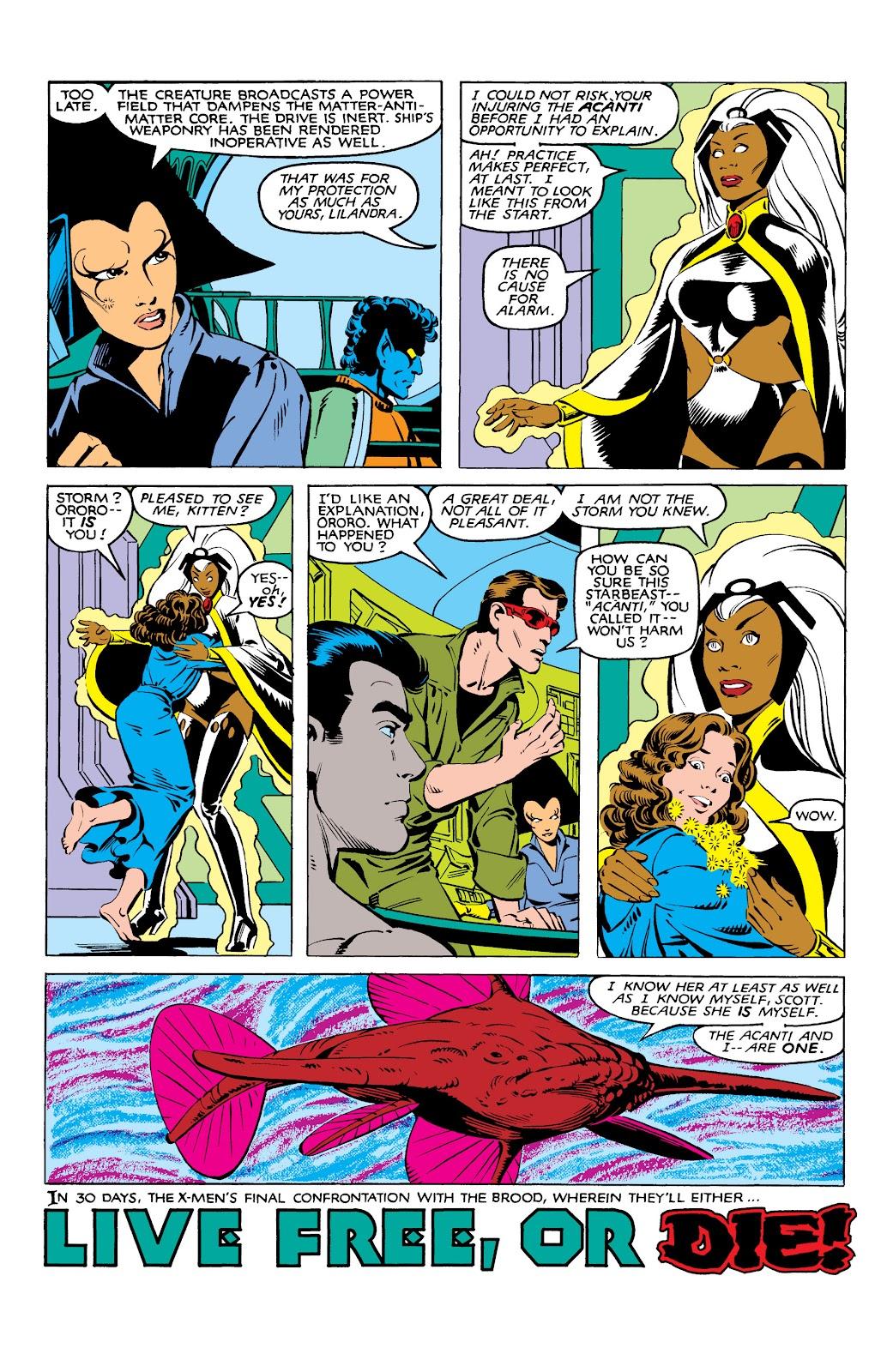 Uncanny X-Men (1963) issue 165 - Page 23