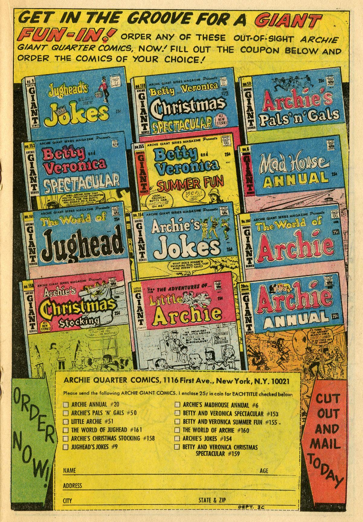 Read online She's Josie comic -  Issue #39 - 19