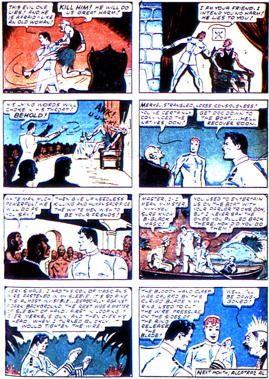 Read online Adventure Comics (1938) comic -  Issue #43 - 49