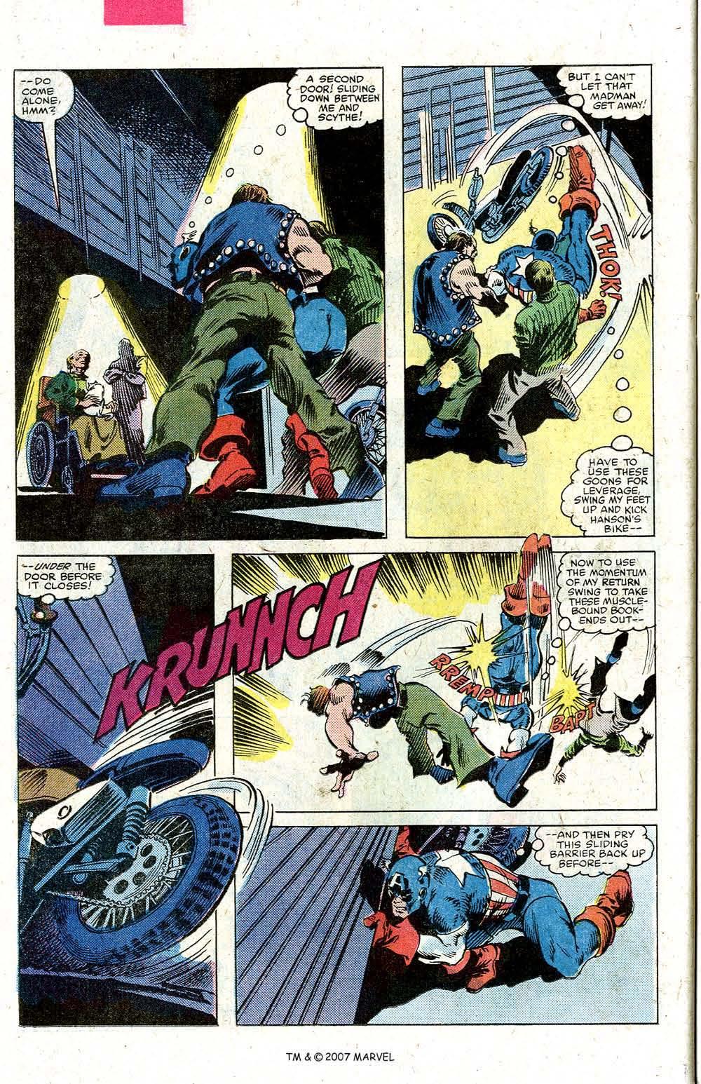 Read online Captain America (1968) comic -  Issue # _Annual 5 - 38