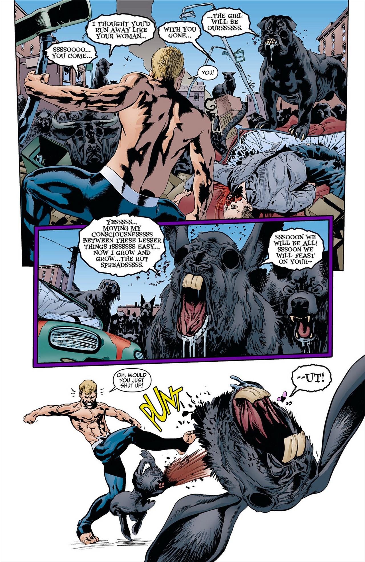 Read online Animal Man (2011) comic -  Issue #8 - 16