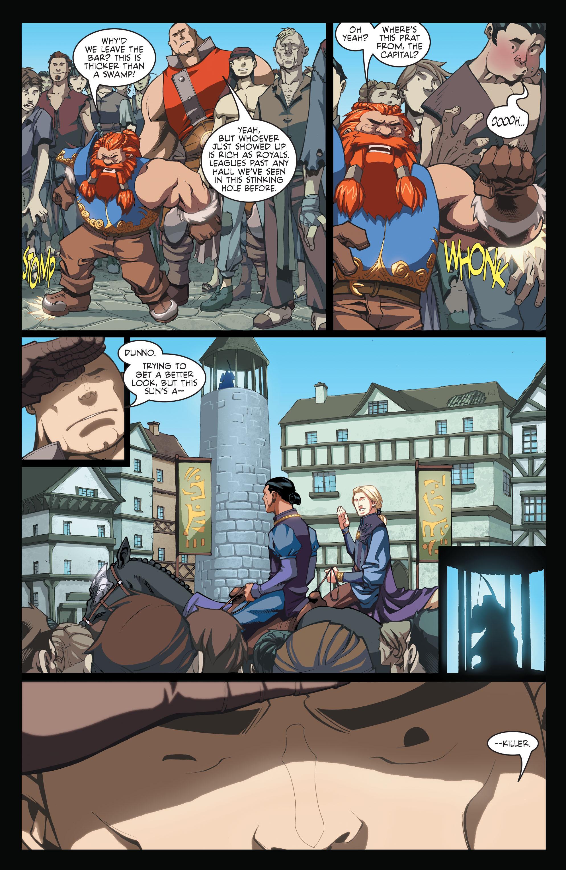 Read online Skullkickers comic -  Issue #1 - 12