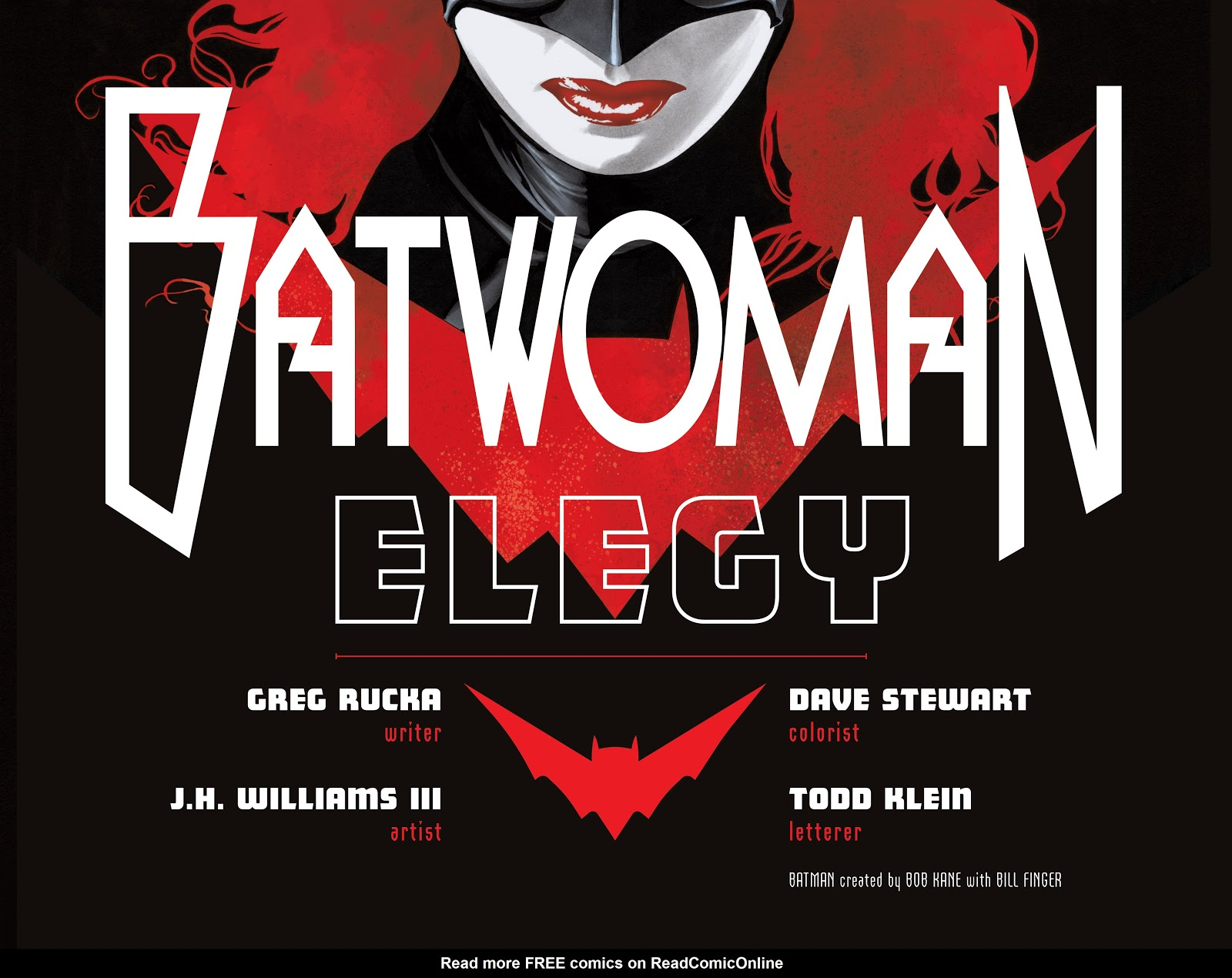 Read online Detective Comics (1937) comic -  Issue # _TPB Batwoman – Elegy (New Edition) (Part 1) - 3