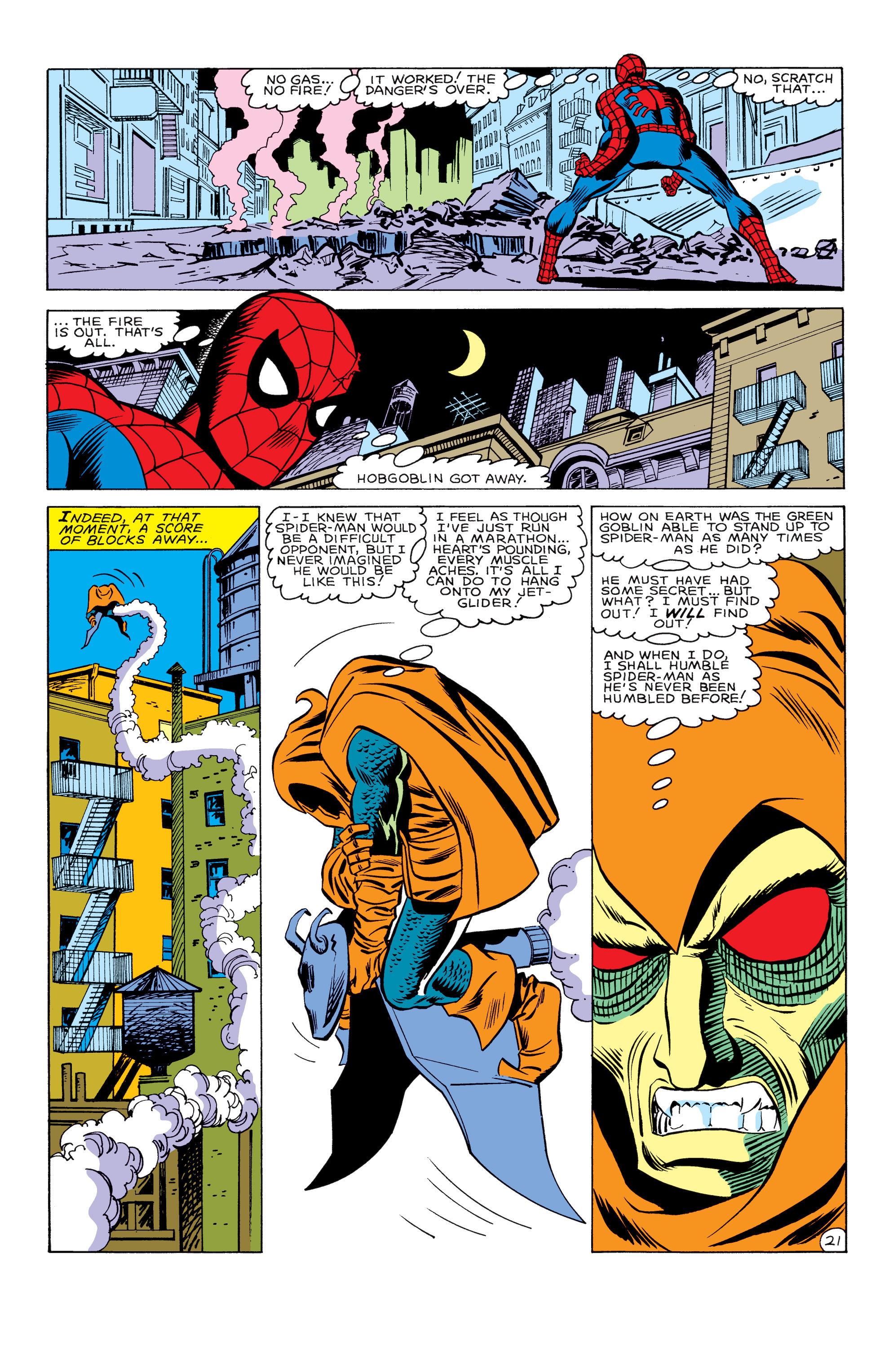 The Amazing Spider-Man (1963) 239 Page 21