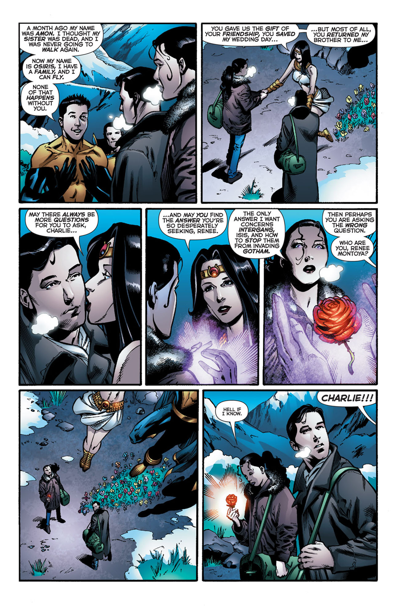 Read online 52 comic -  Issue #26 - 5