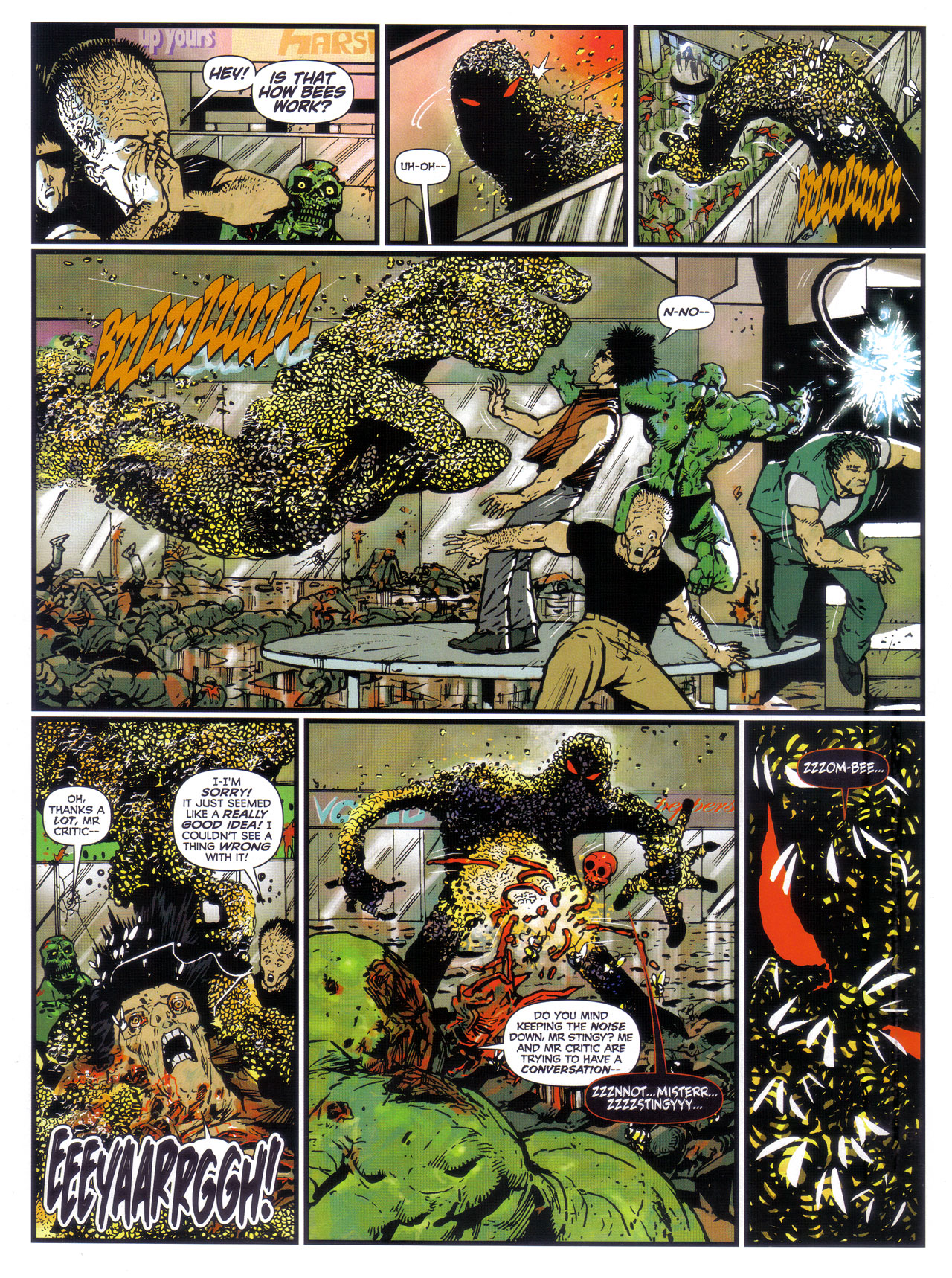 Read online 2000 AD comic -  Issue #1746 - 82